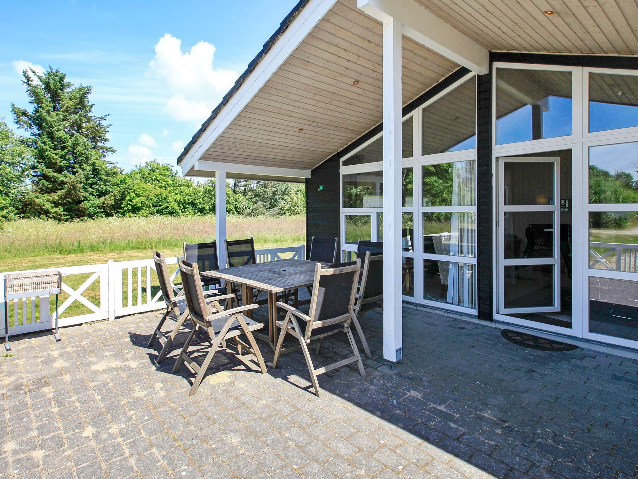 Holiday house Jegum (124959), Jegum, , West Jutland, Denmark, picture 1