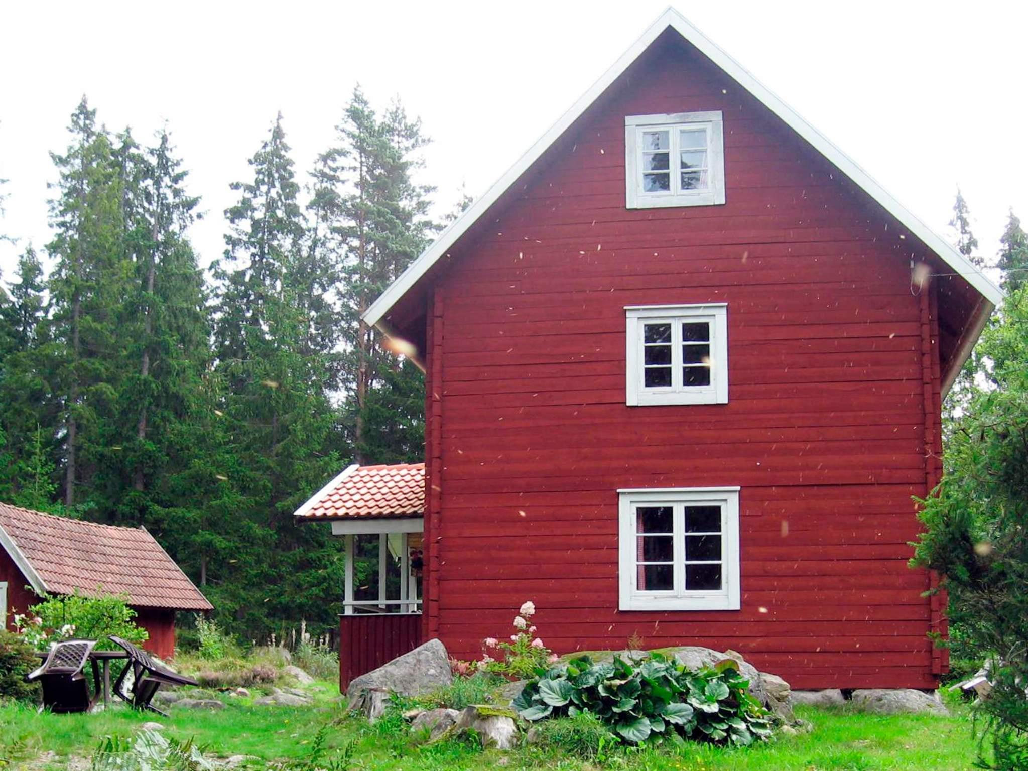 Ferienhaus Vissefjärda