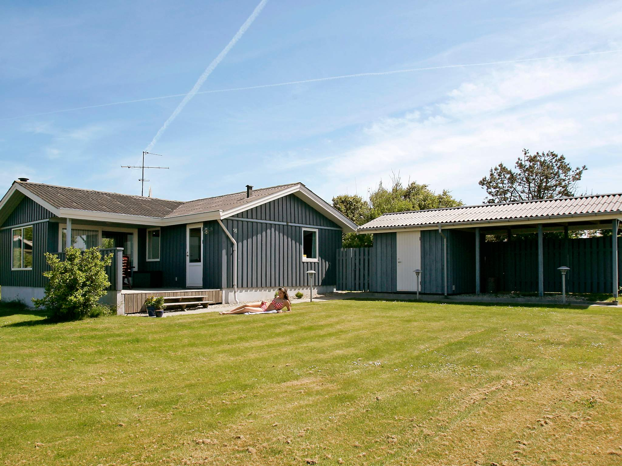 Ferienhaus Kærgården (319396), Vestervig, , Limfjord, Dänemark, Bild 1
