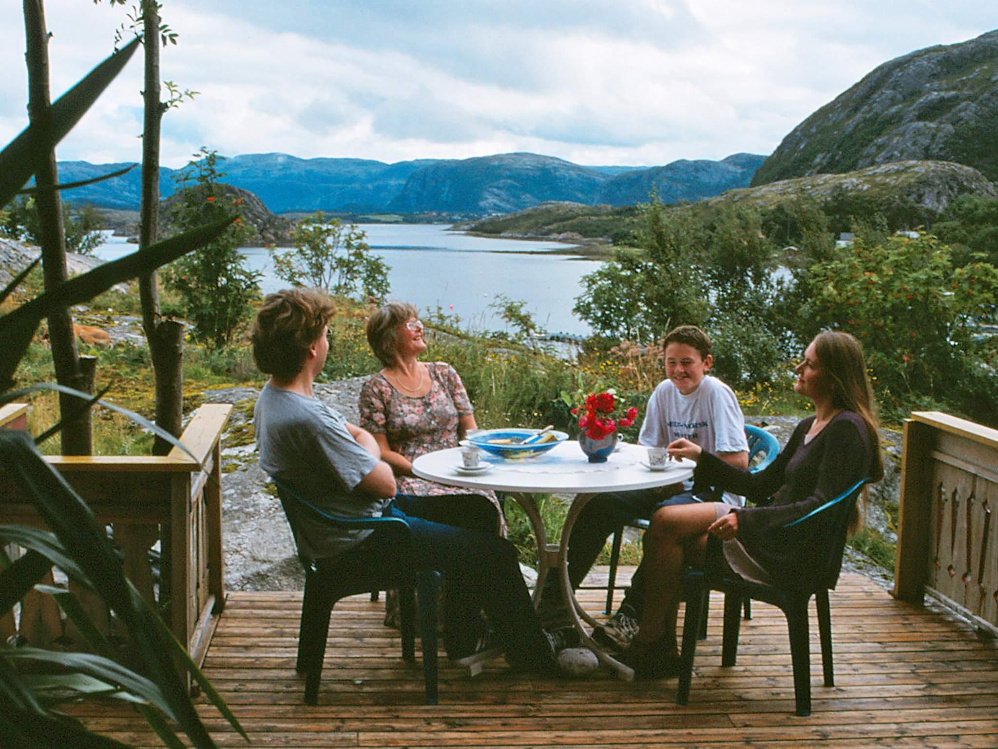 Ferienhaus Einvika ´lille Lofoten´ (82063), Flatanger, Tröndelag Nord - Trondheimfjord Nord, Mittelnorwegen, Norwegen, Bild 8
