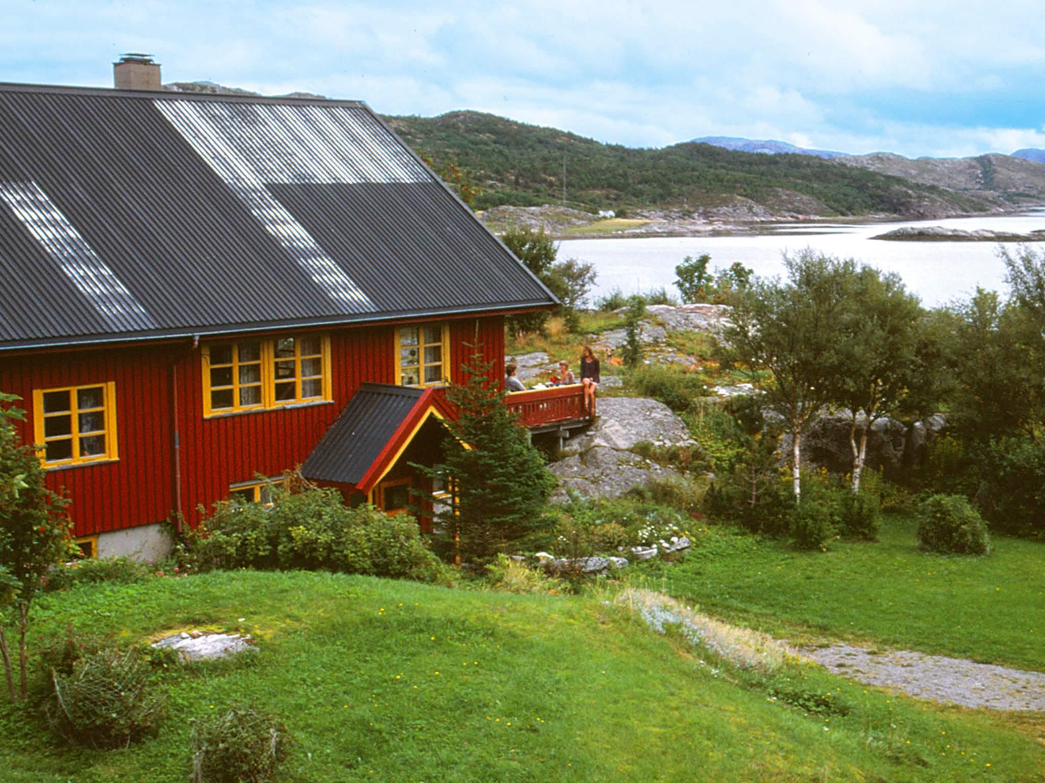 Ferienhaus Einvika ´lille Lofoten´ (82063), Flatanger, Tröndelag Nord - Trondheimfjord Nord, Mittelnorwegen, Norwegen, Bild 1