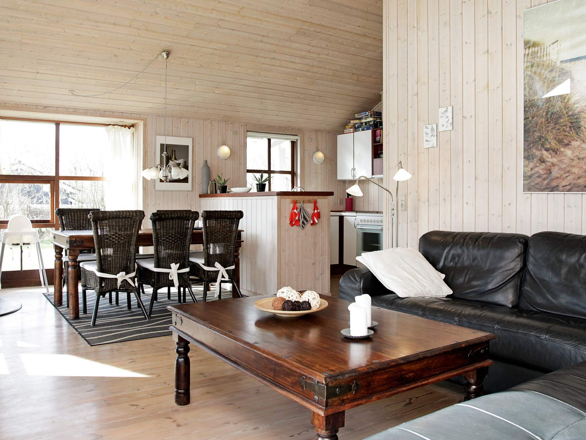 Maison de vacances Bork Havn (82464), Bork Havn, Ringkøbing Fjord, Jutland Ouest, Danemark, image 6
