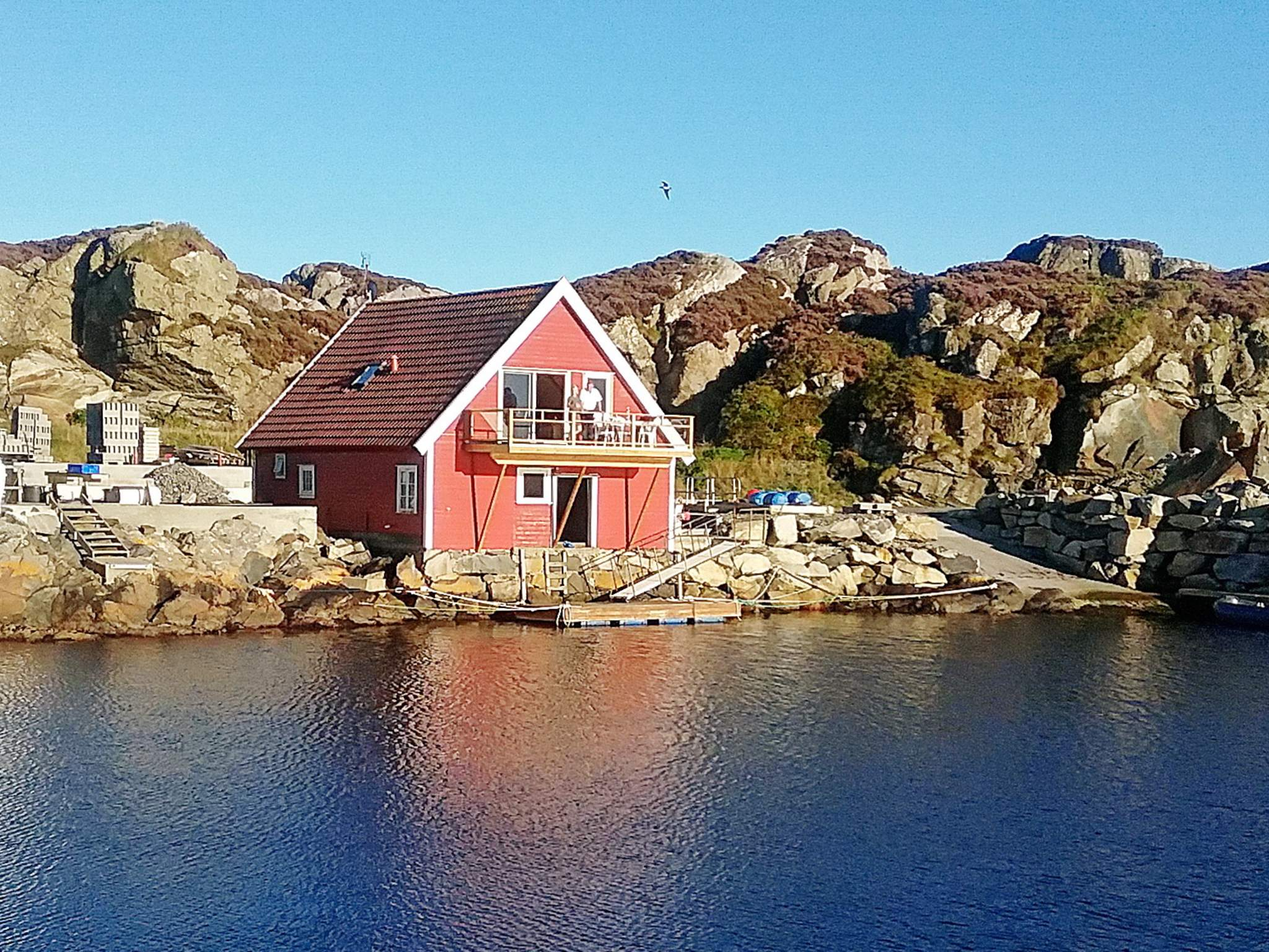 Ferienhaus Utsira (84213), Utsira, Rogaland - Boknalfjord, Westnorwegen, Norwegen, Bild 8