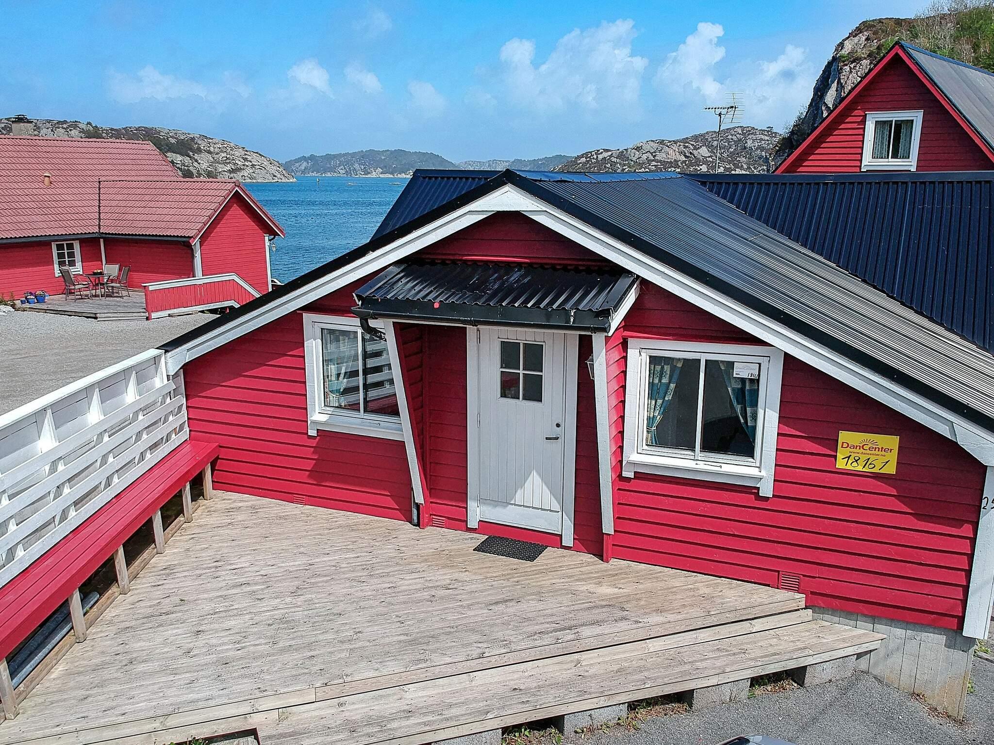 Ferienhaus Brandasund (84349), Rubbestadneset, Hordaland - Hardangerfjord, Westnorwegen, Norwegen, Bild 19
