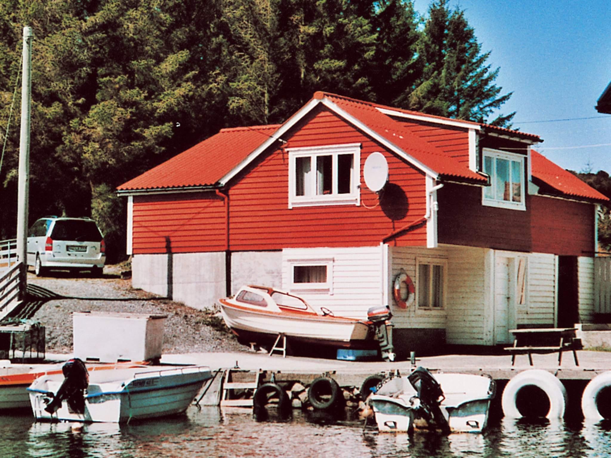 Ferienhaus Brandasund (84349), Rubbestadneset, Hordaland - Hardangerfjord, Westnorwegen, Norwegen, Bild 22