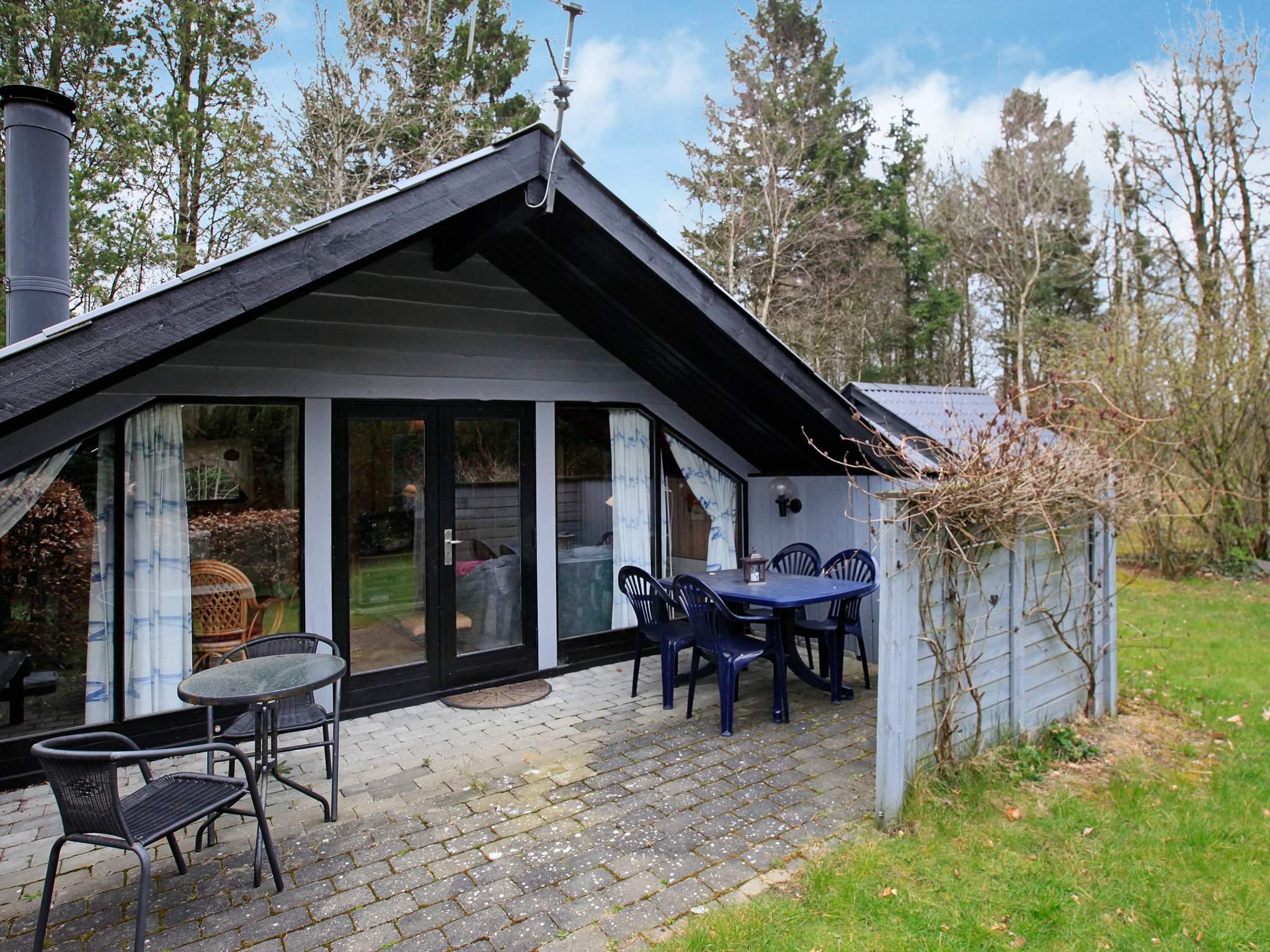 Maison de vacances Kvie Sø (84521), Kvie, , Jutland Ouest, Danemark, image 14