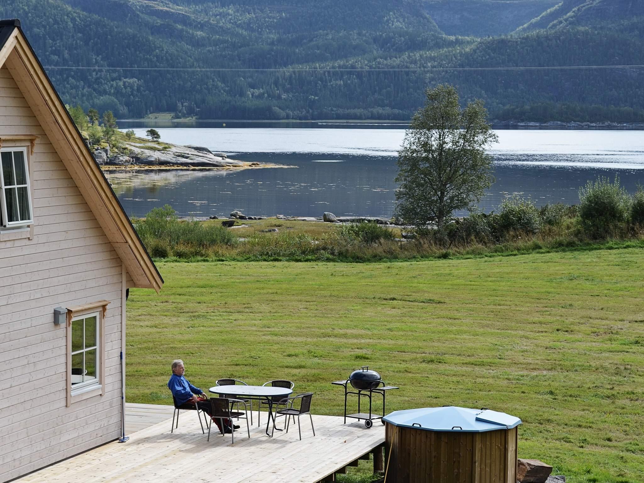 Ferienhaus Skaftnes (85177), Foldereid, Tröndelag Nord - Trondheimfjord Nord, Mittelnorwegen, Norwegen, Bild 14