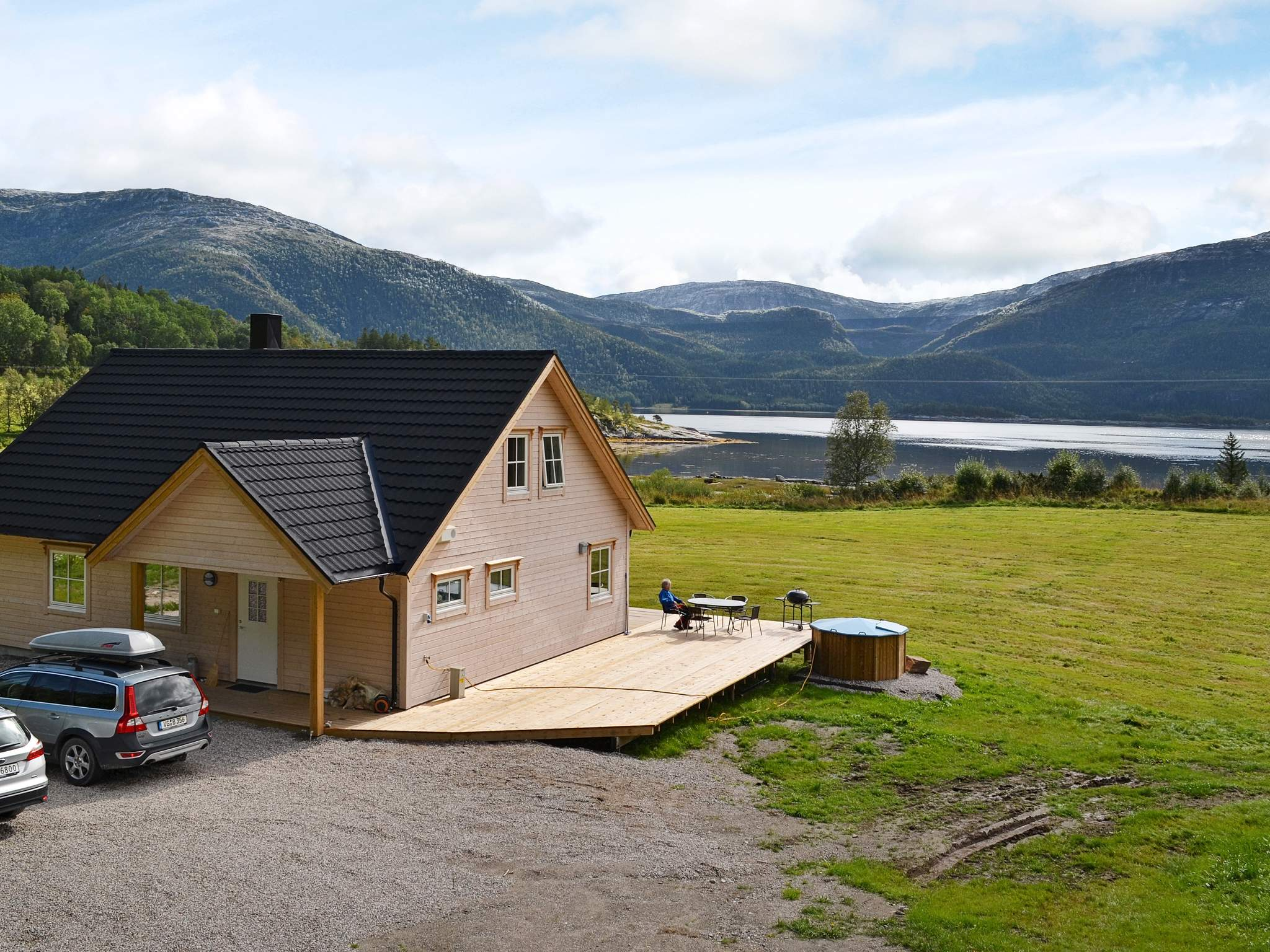 Ferienhaus Skaftnes (85177), Foldereid, Tröndelag Nord - Trondheimfjord Nord, Mittelnorwegen, Norwegen, Bild 1