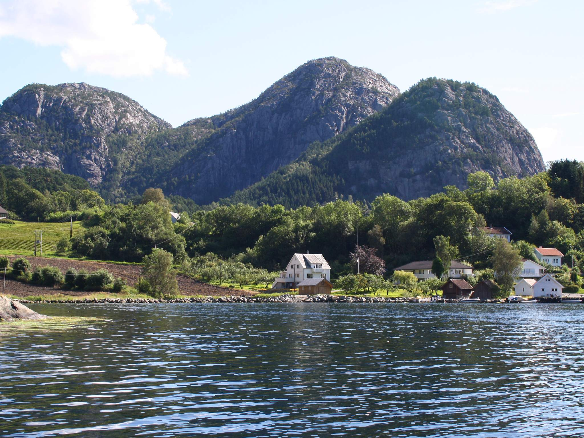 Ferienwohnung Nessa (166715), Fister, Rogaland - Boknalfjord, Westnorwegen, Norwegen, Bild 12