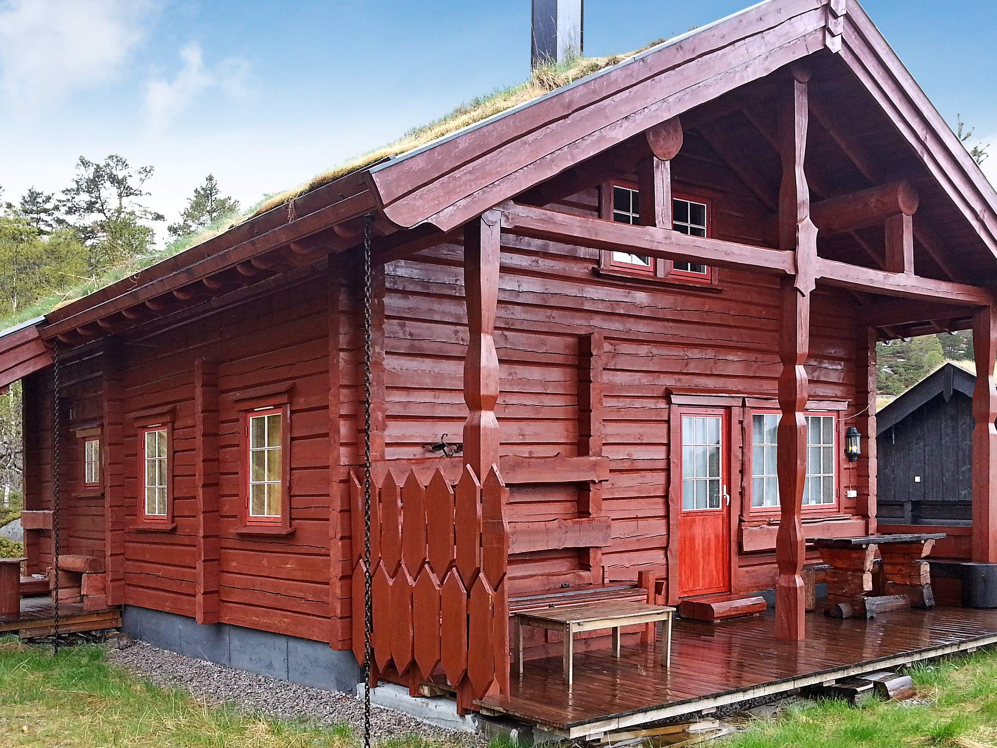 Ferienhaus Eikerapen (179811), Åseral, Agder West, Südnorwegen, Norwegen, Bild 7
