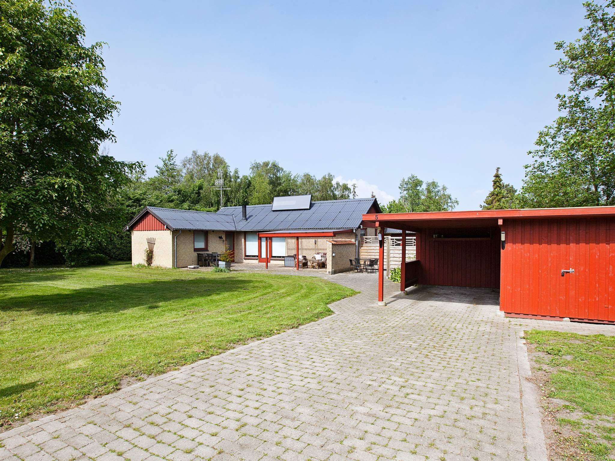 Holiday house Bredfjed (278367), Bredfjed, , Lolland, Denmark, picture 1