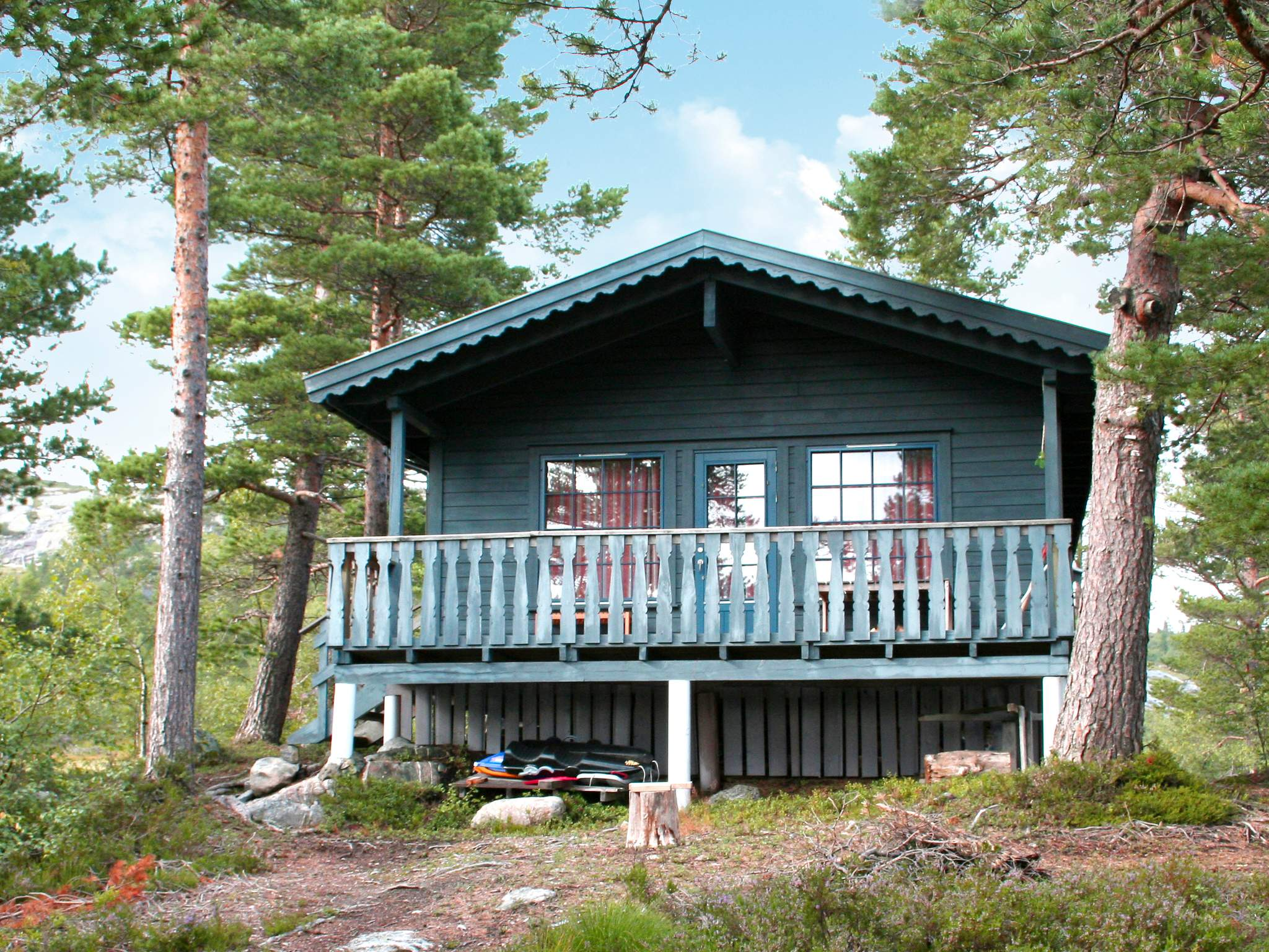 Ferienhaus Bortelid (316811), Åseral, Agder West, Südnorwegen, Norwegen, Bild 1