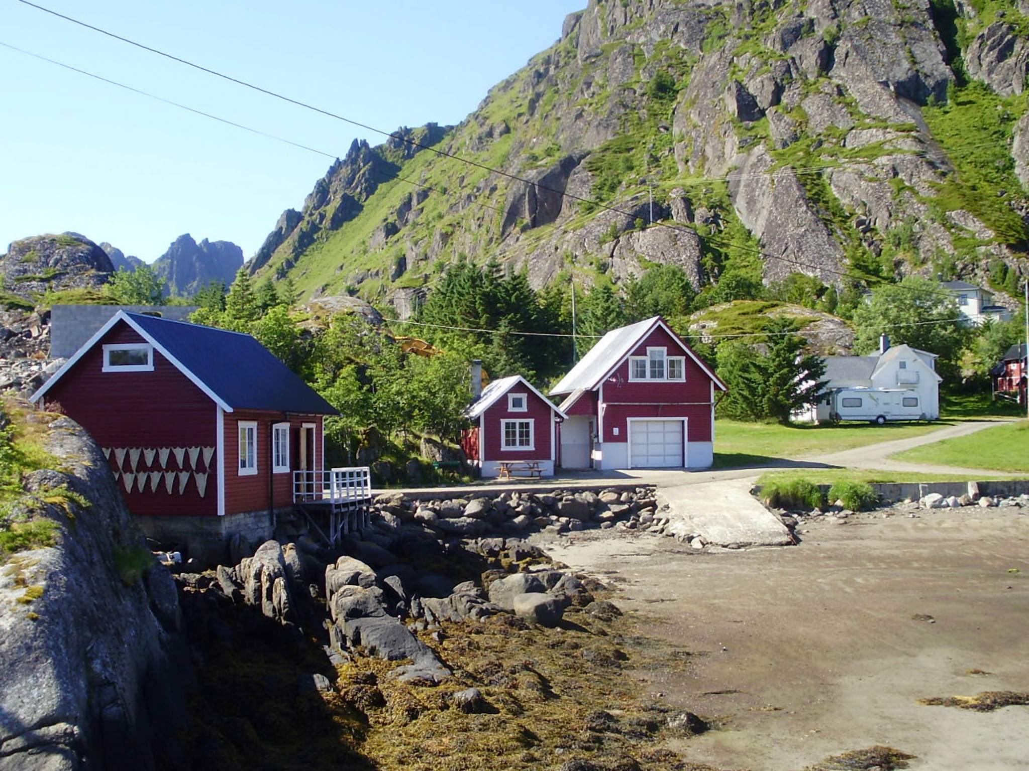 Ferienhaus Lofoten (439553), Sennesvik, , Nordnorwegen, Norwegen, Bild 13