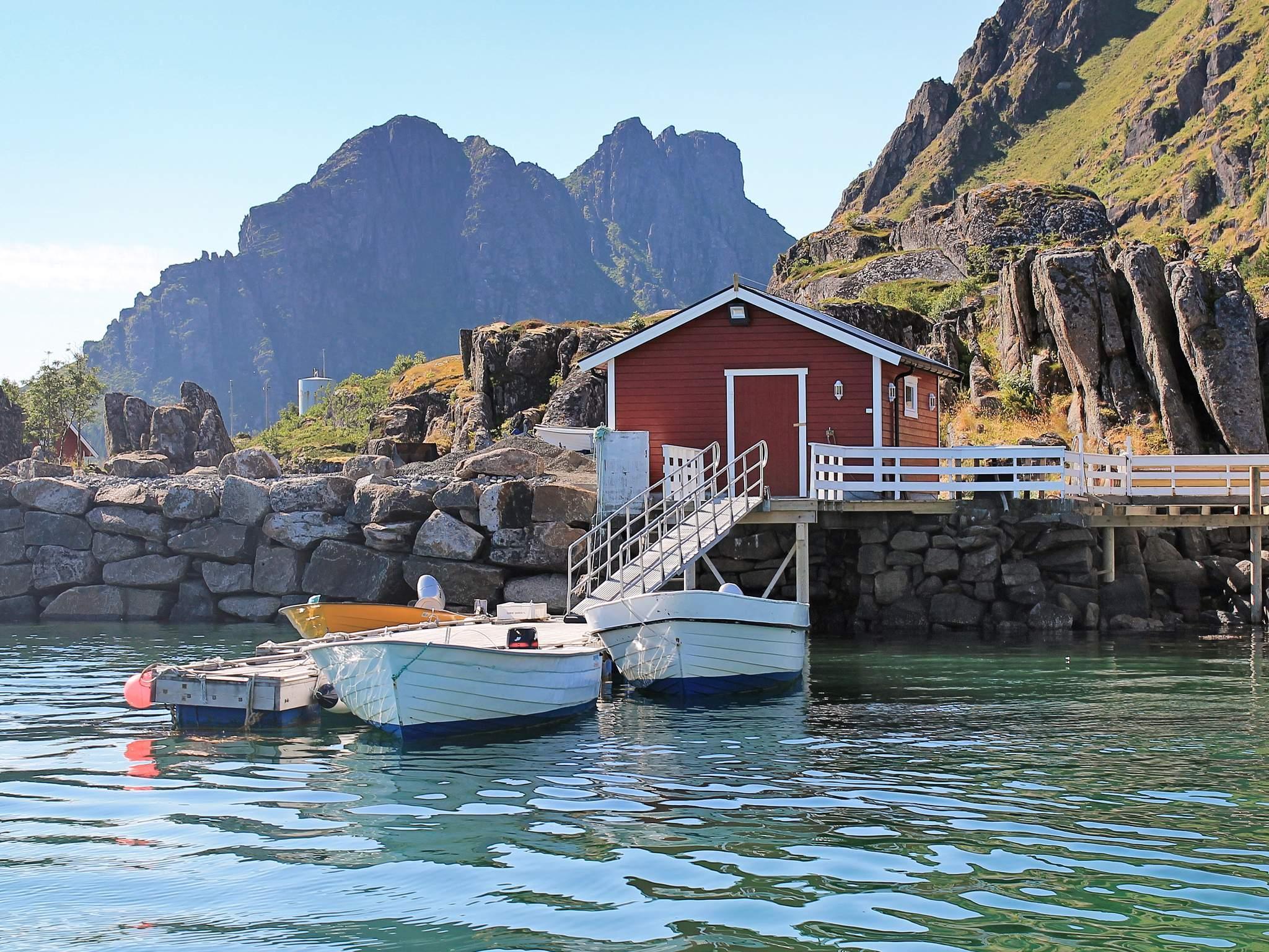 Ferienhaus Lofoten (439553), Sennesvik, , Nordnorwegen, Norwegen, Bild 15