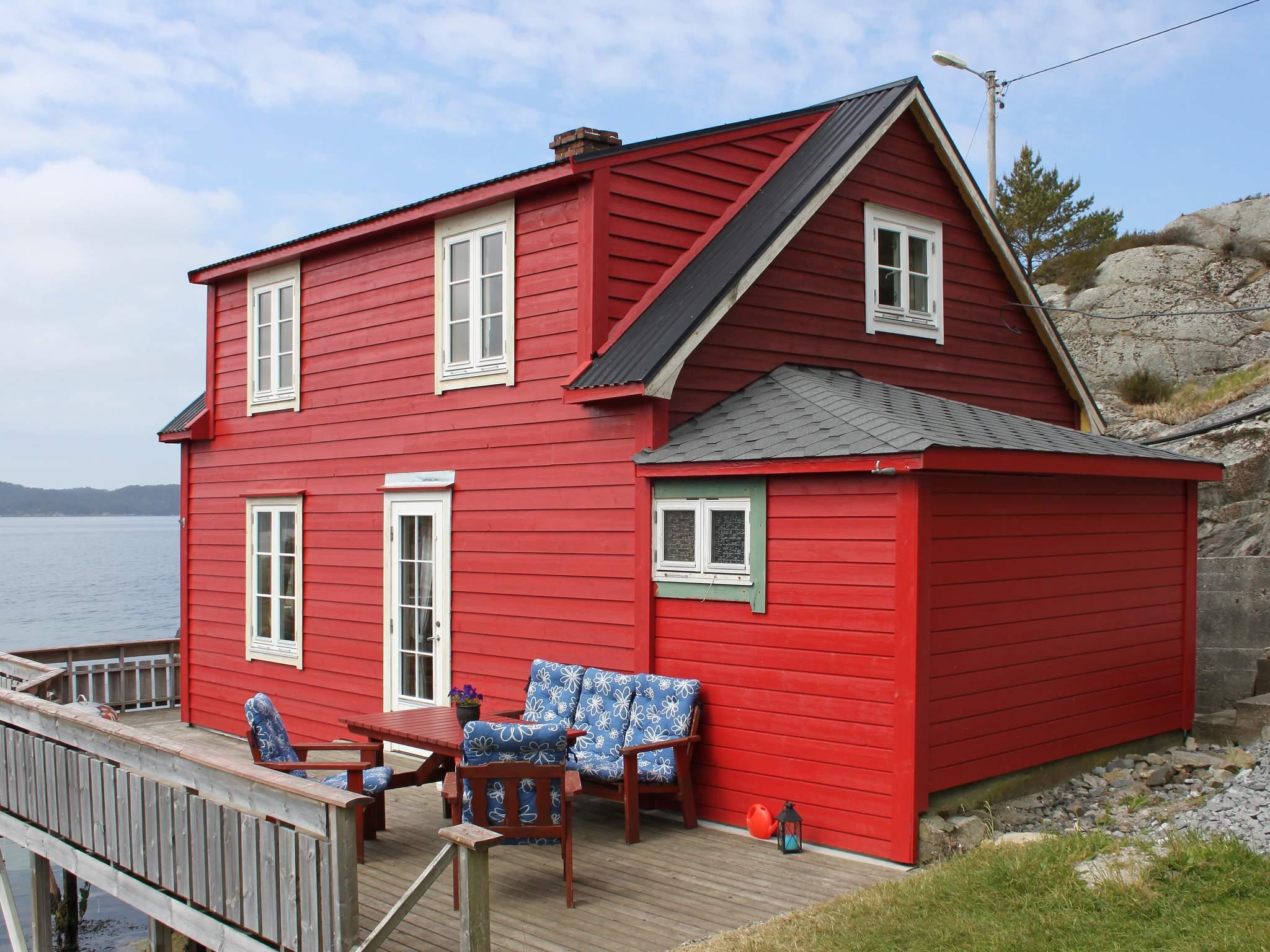 Ferienhaus Reksteren (487399), Reksteren, Hordaland - Hardangerfjord, Westnorwegen, Norwegen, Bild 14