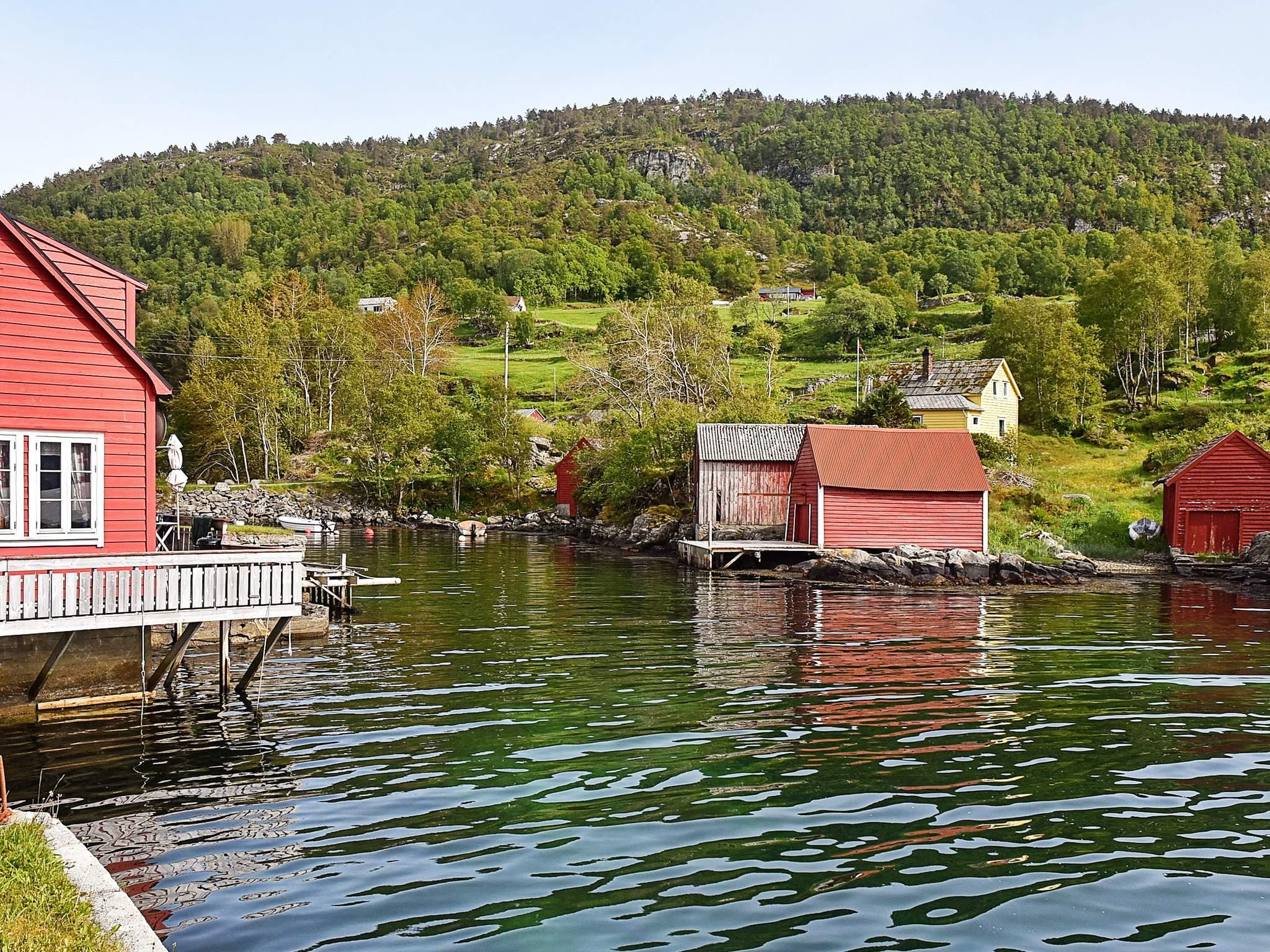 Ferienhaus Reksteren (487399), Reksteren, Hordaland - Hardangerfjord, Westnorwegen, Norwegen, Bild 16