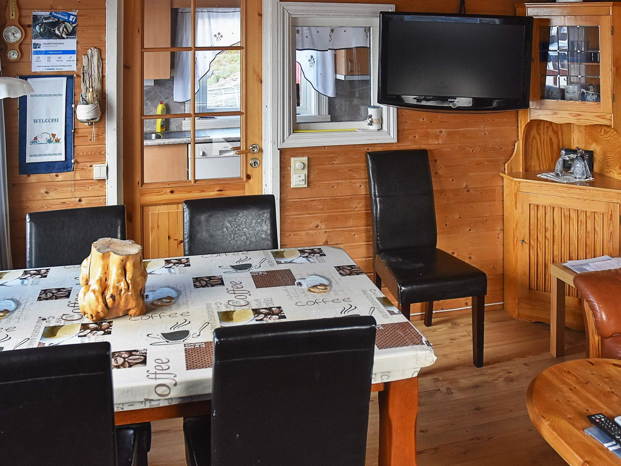 Ferienhaus Steinvik (501726), Oksvoll, Tröndelag Nord - Trondheimfjord Nord, Mittelnorwegen, Norwegen, Bild 5