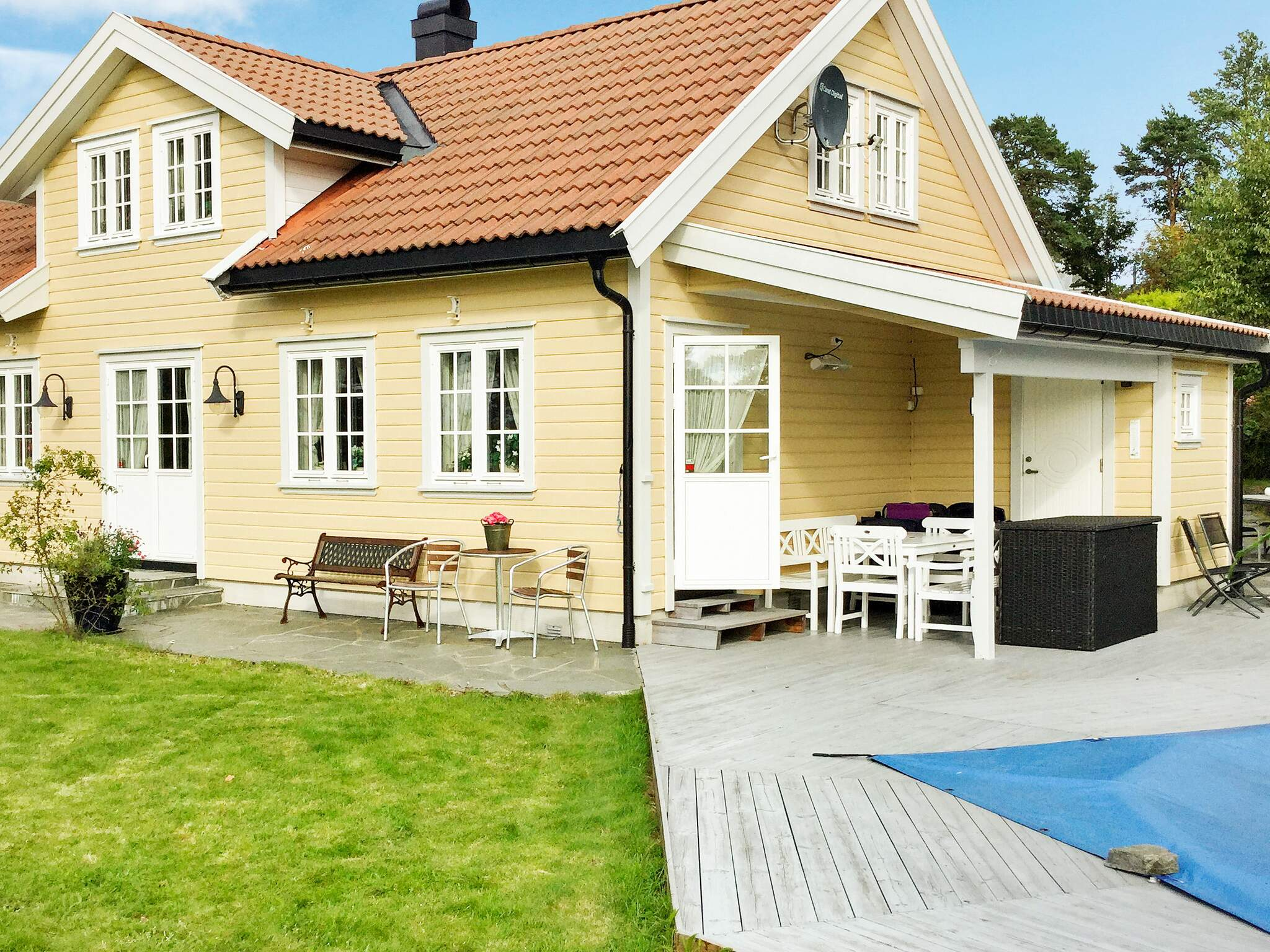 Ferienhaus Tromøy (2432171), Kongshavn, Agder Ost, Südnorwegen, Norwegen, Bild 20