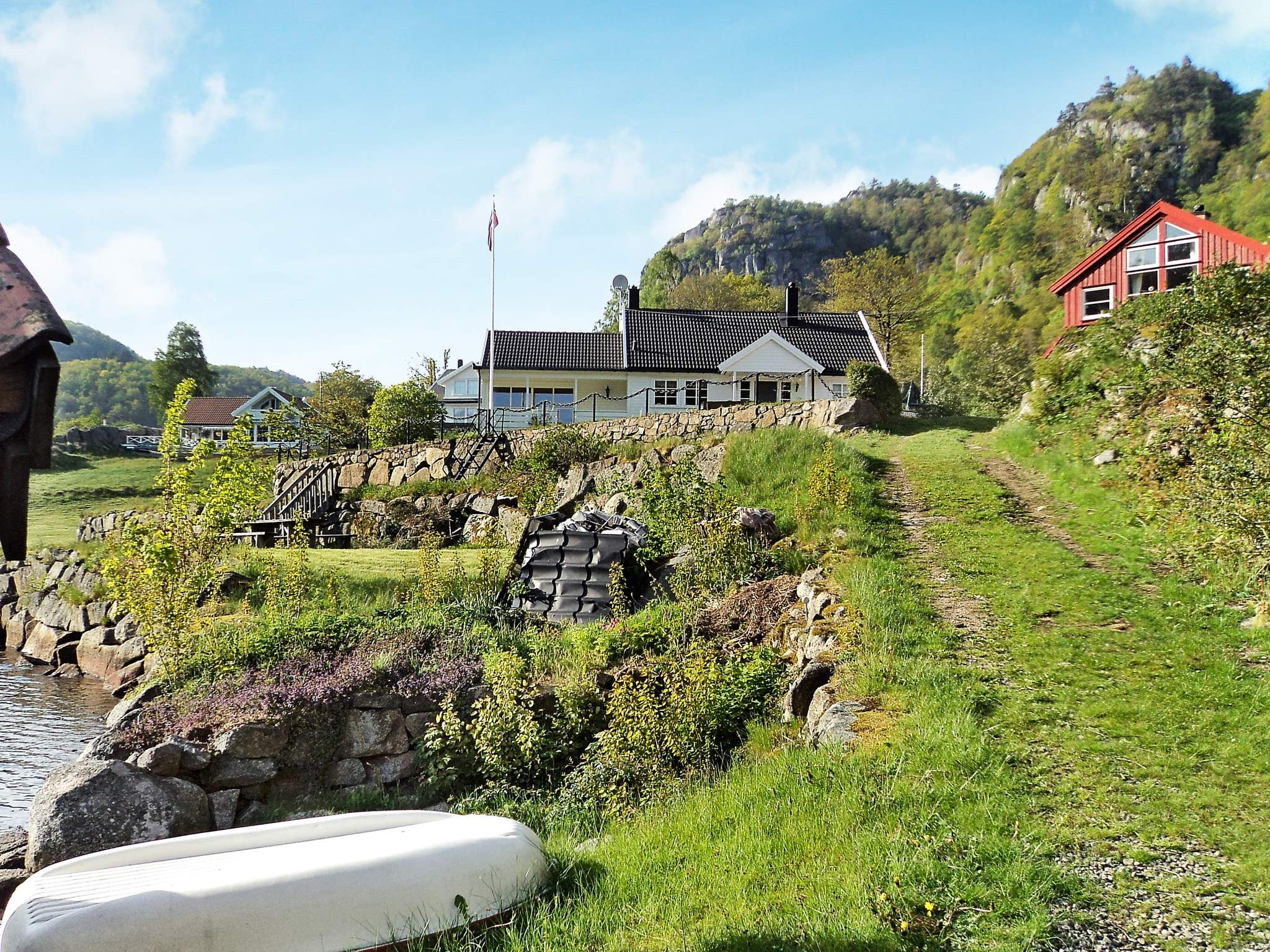 Ferienhaus Lyngdal (730084), Lyngdal, Agder West, Südnorwegen, Norwegen, Bild 12