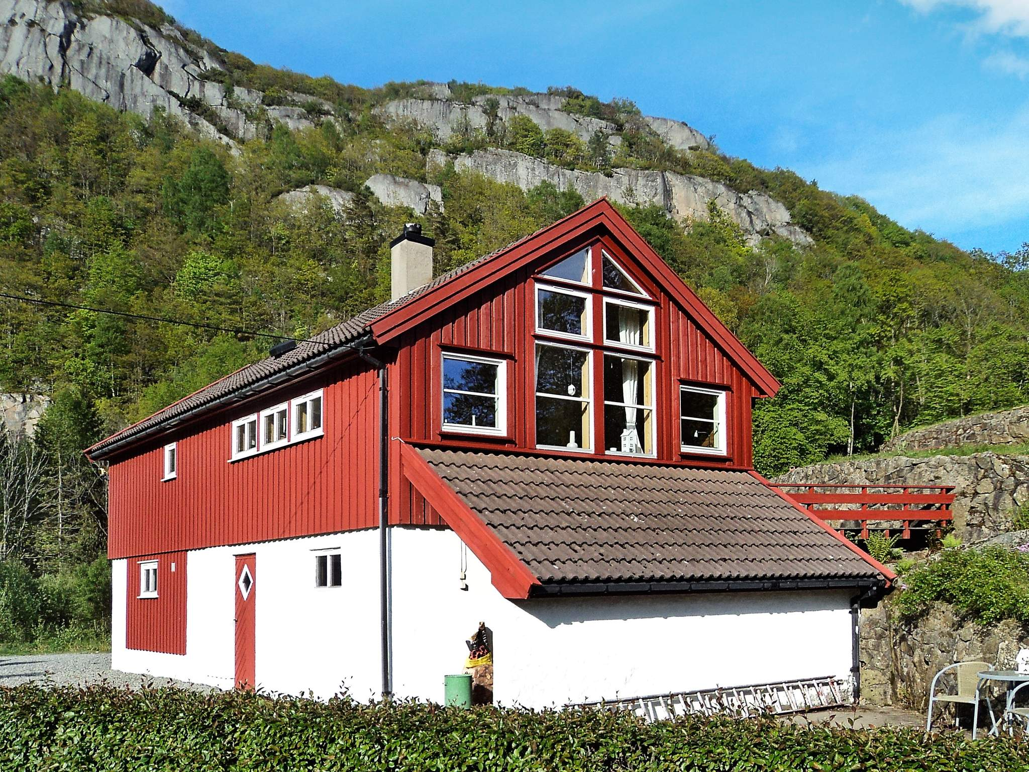 Ferienhaus Lyngdal (730084), Lyngdal, Agder West, Südnorwegen, Norwegen, Bild 1