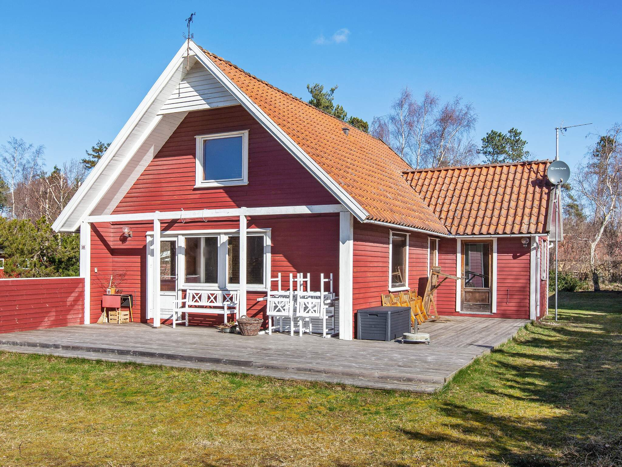 Ferienhaus Ellinge Lyng (2587875), Vig, , Westseeland, Dänemark, Bild 20