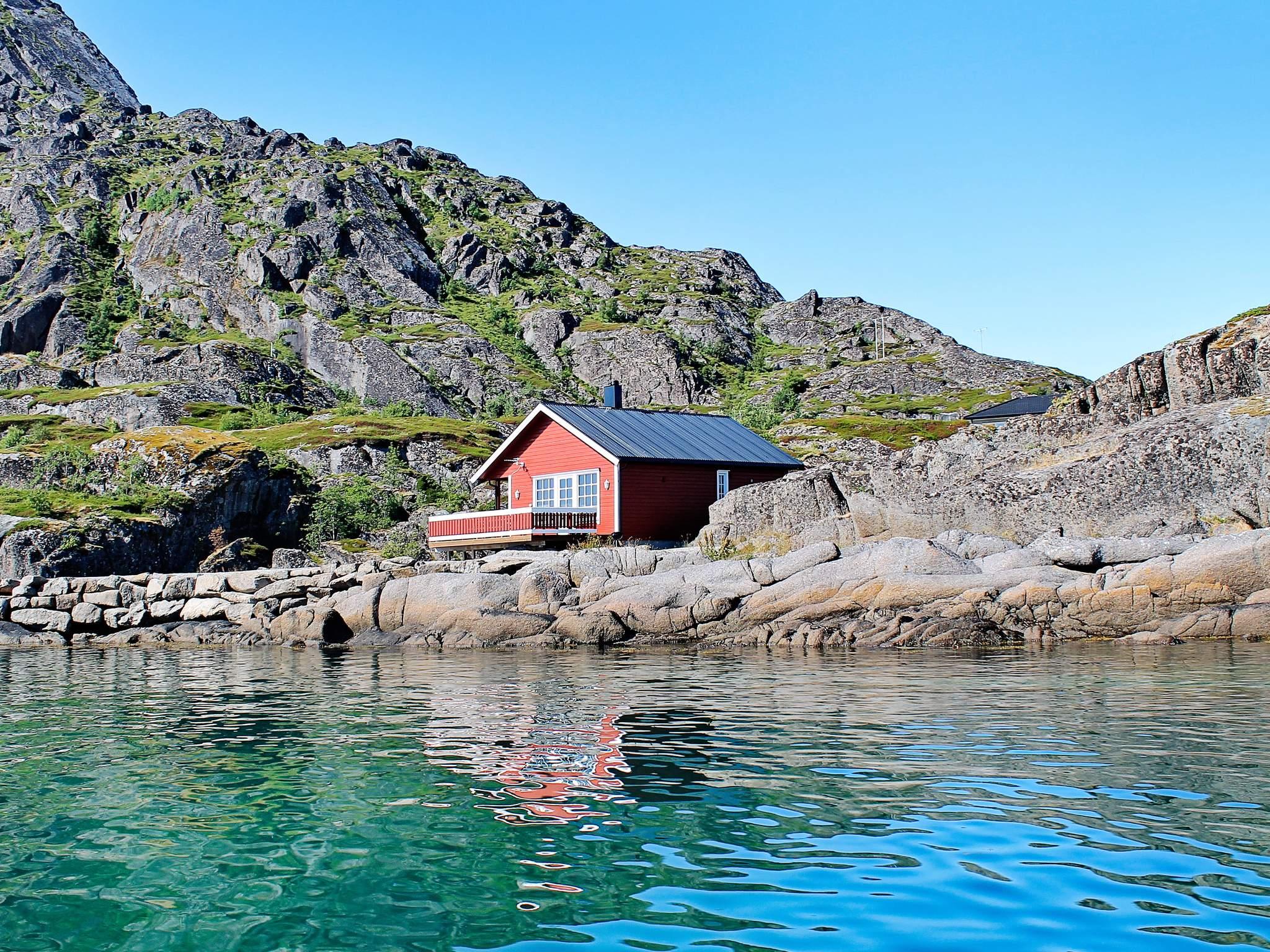 Ferienhaus Lofoten (1000212), Sennesvik, , Nordnorwegen, Norwegen, Bild 32