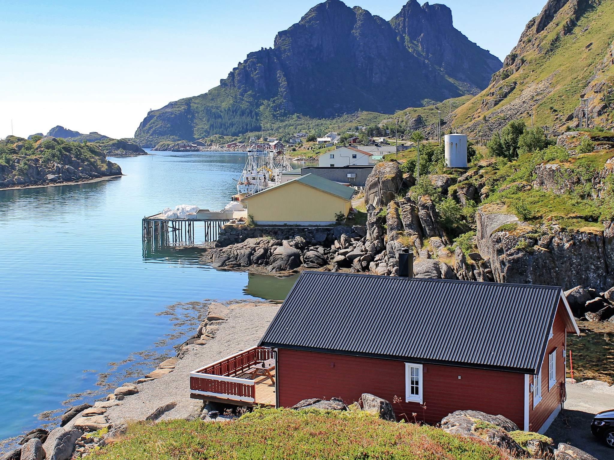 Ferienhaus Lofoten (1000212), Sennesvik, , Nordnorwegen, Norwegen, Bild 17