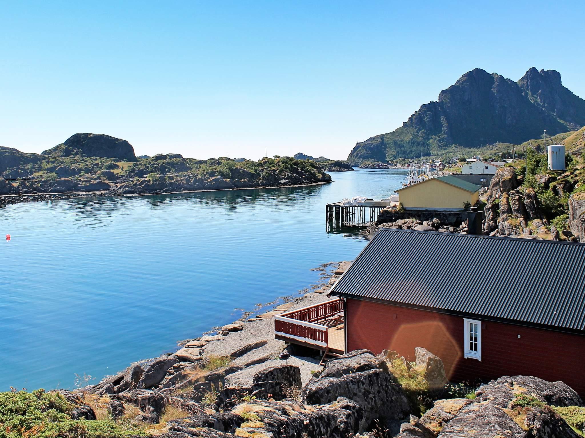 Ferienhaus Lofoten (1000212), Sennesvik, , Nordnorwegen, Norwegen, Bild 30