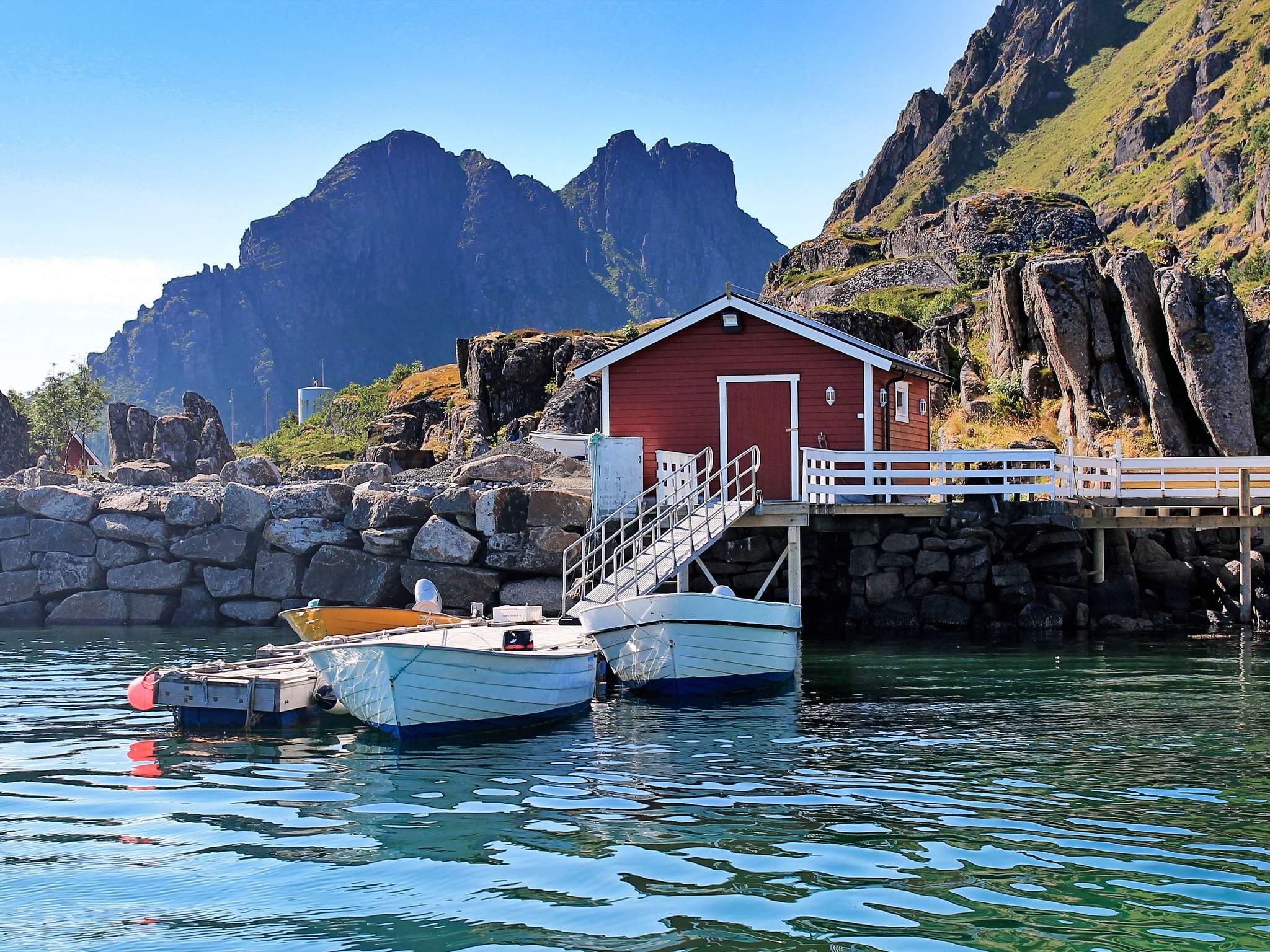 Ferienhaus Lofoten (1000212), Sennesvik, , Nordnorwegen, Norwegen, Bild 23