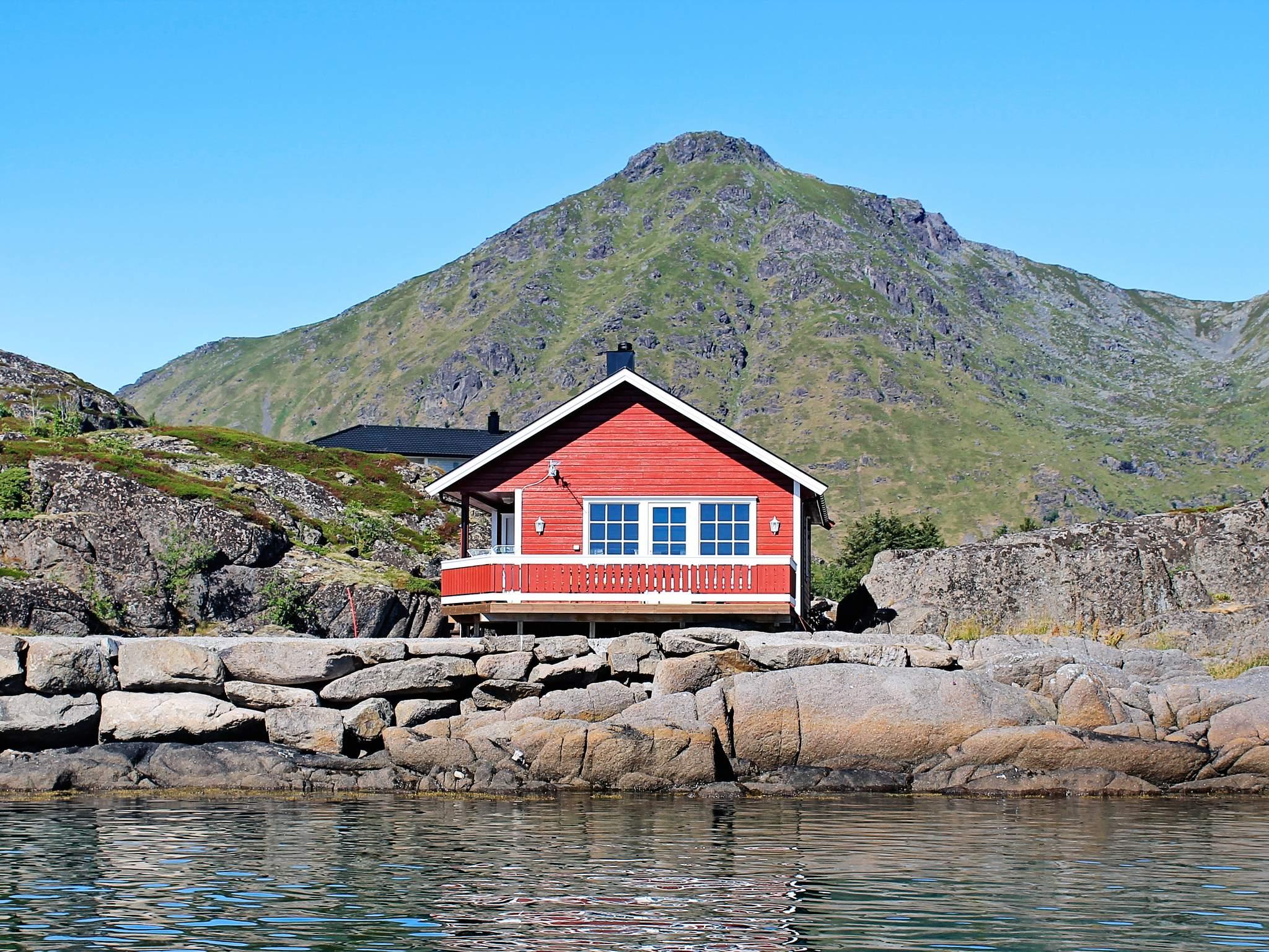 Ferienhaus Lofoten (1000212), Sennesvik, , Nordnorwegen, Norwegen, Bild 29