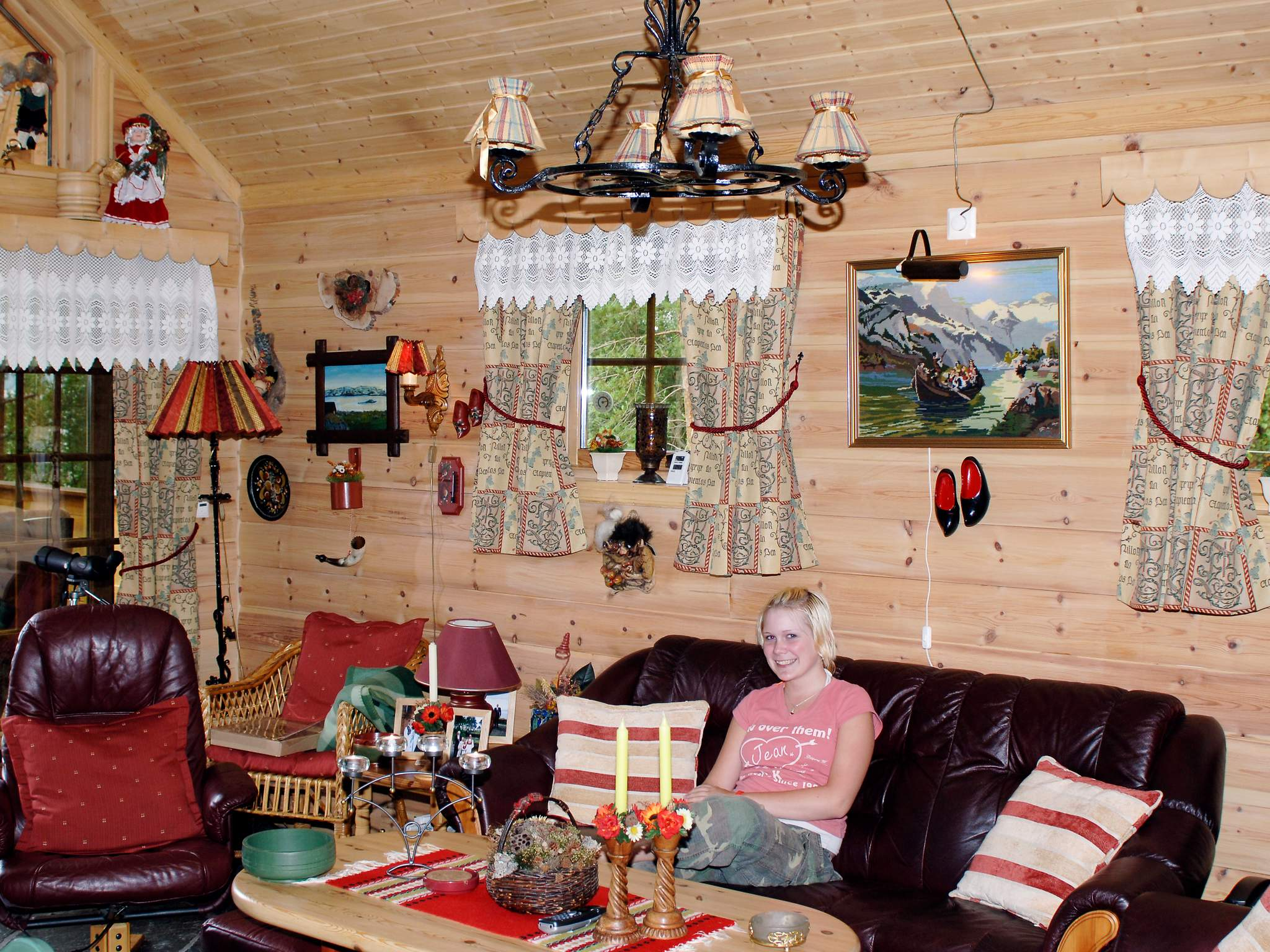Ferienhaus Jondal (84597), Kysnesstrand, Hordaland - Hardangerfjord, Westnorwegen, Norwegen, Bild 5
