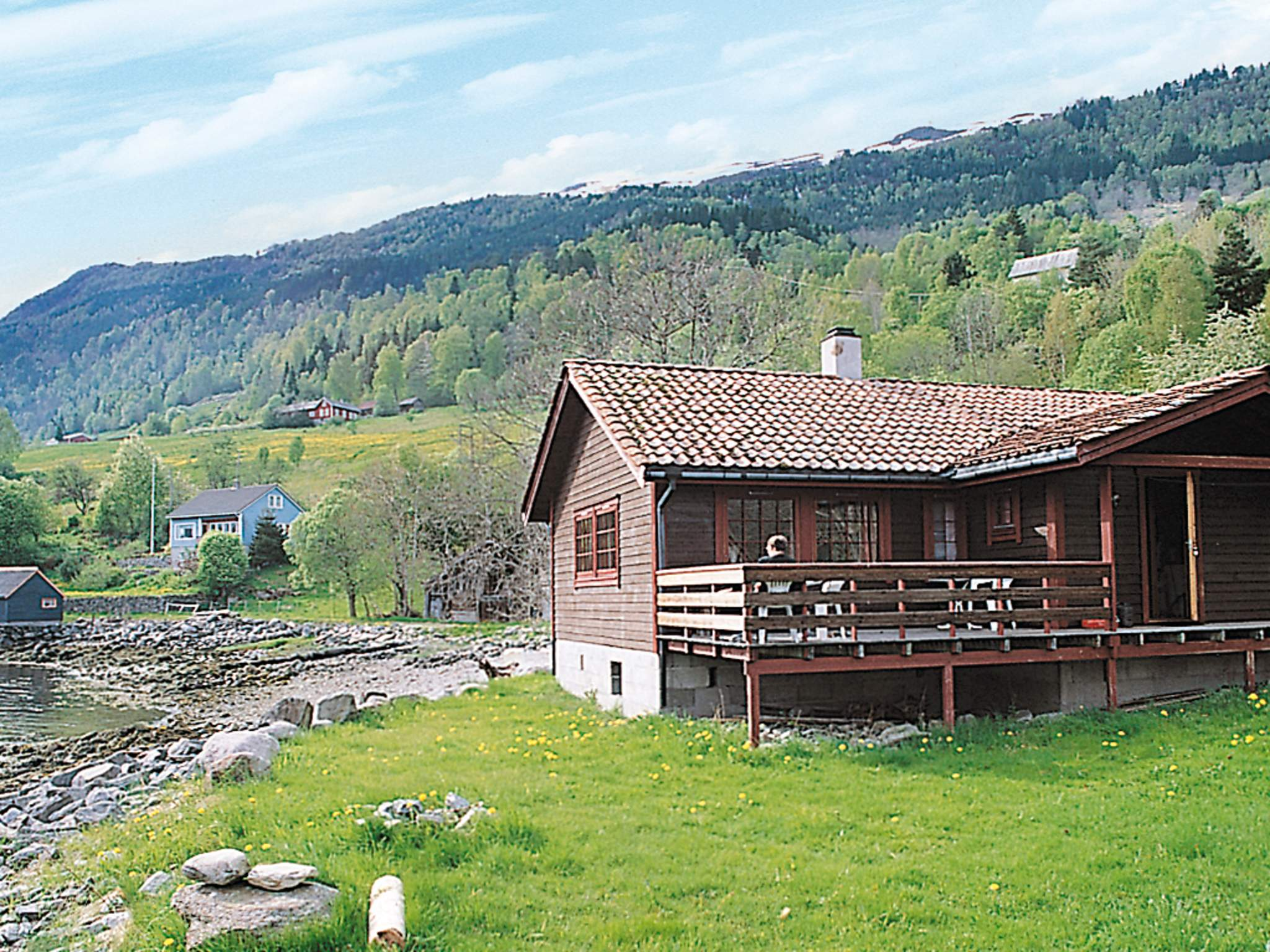 Ferienhaus Hennebygda (84645), Nordfjordeid, Sognefjord - Nordfjord, Westnorwegen, Norwegen, Bild 1