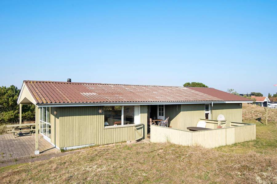 6 persoons vakantiehuis in Zuidwest-Jutland