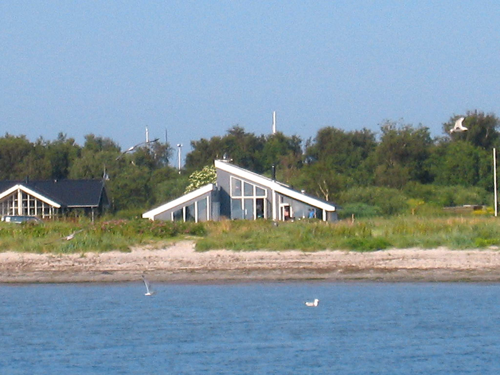 10 persoons vakantiehuis in Øer Strand