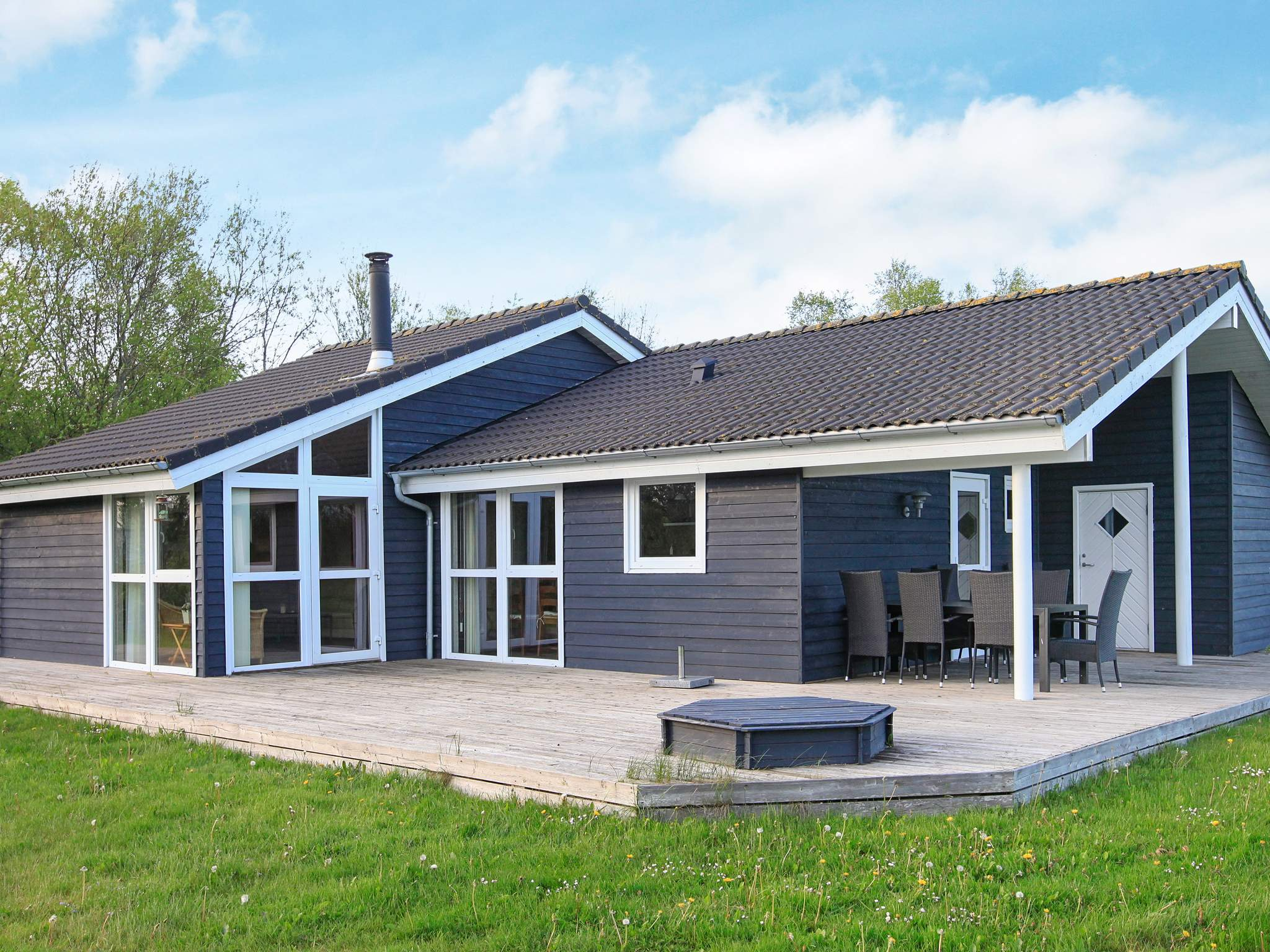8 persoons vakantiehuis in Bratten Strand