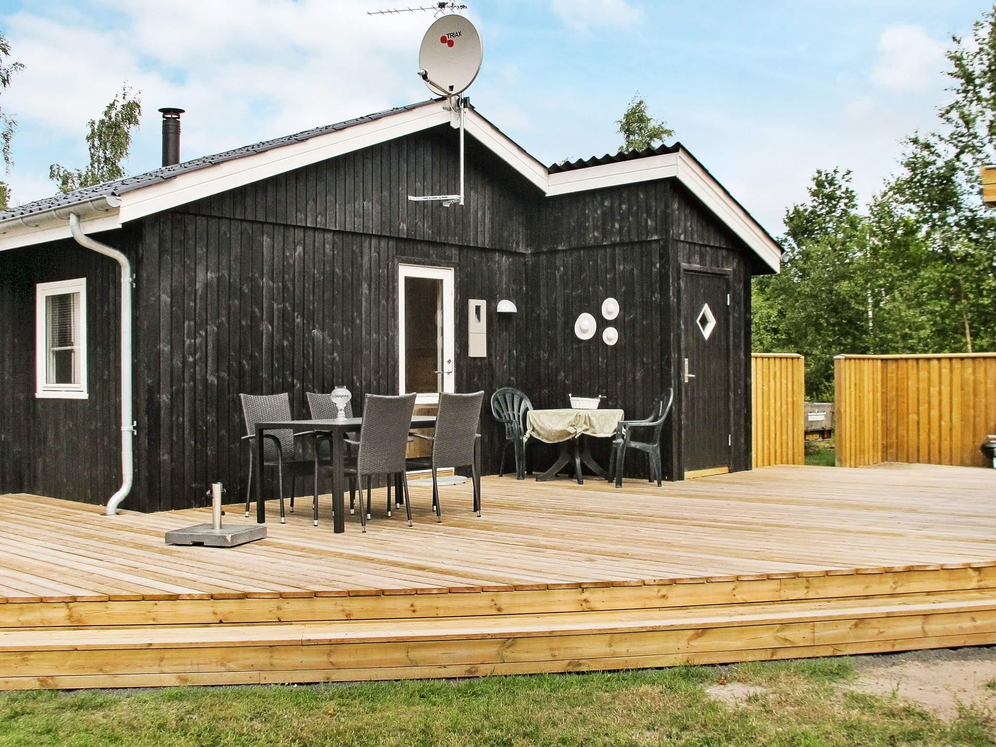 4 persoons vakantiehuis in Hals/Koldkær