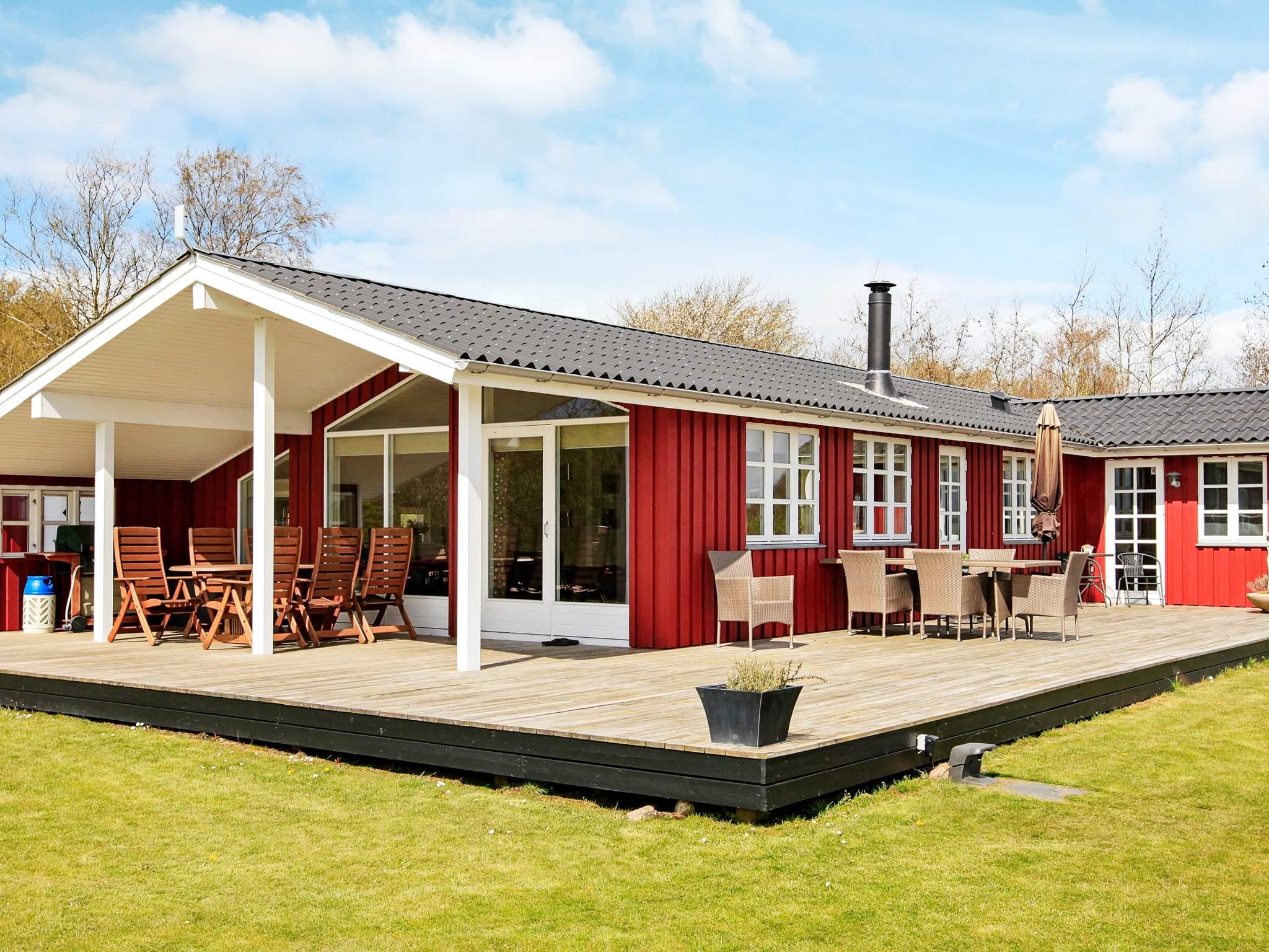 8 persoons vakantiehuis in Hostrup Strand