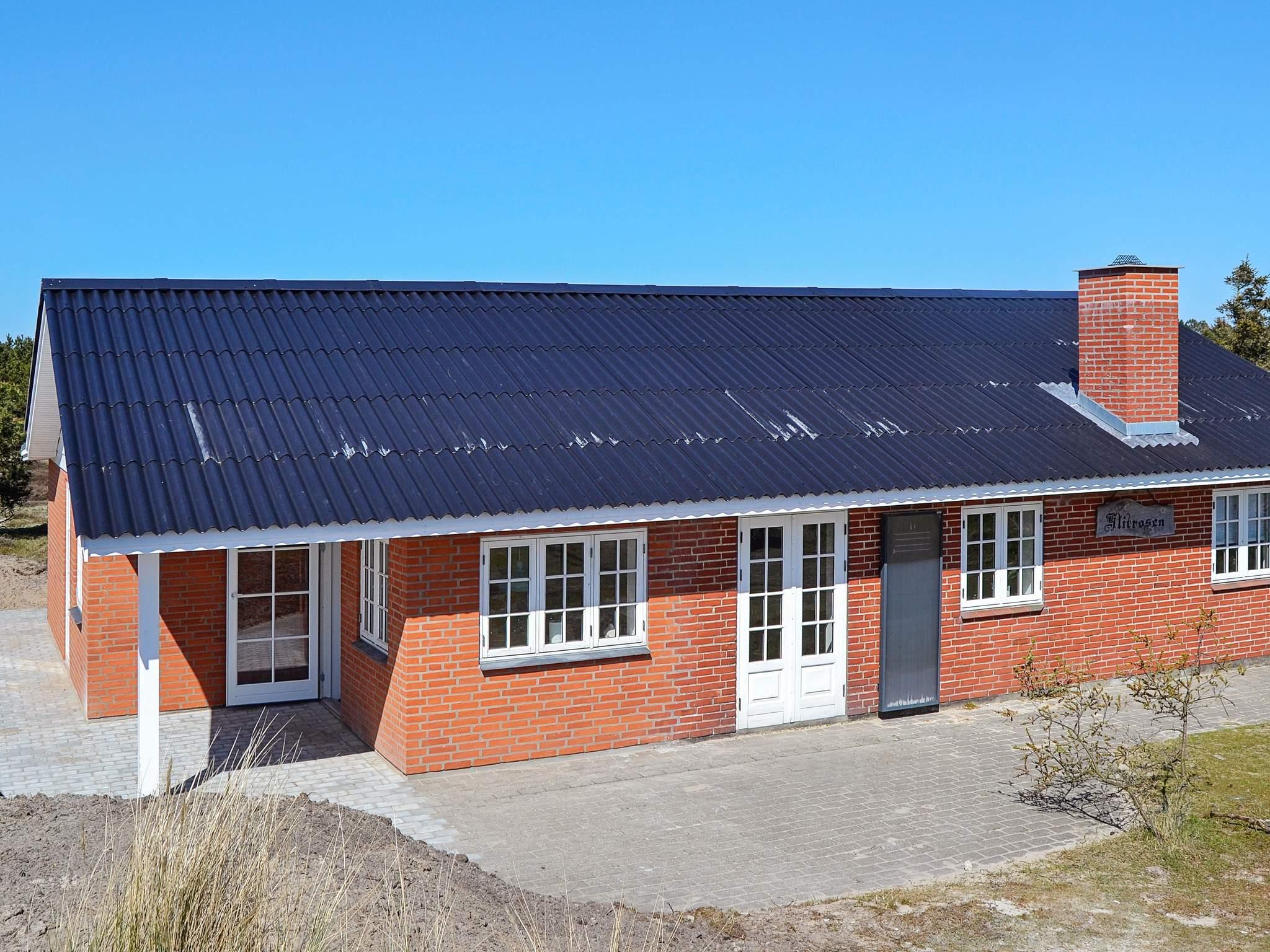 4 persoons vakantiehuis in Fanø/Sønderho