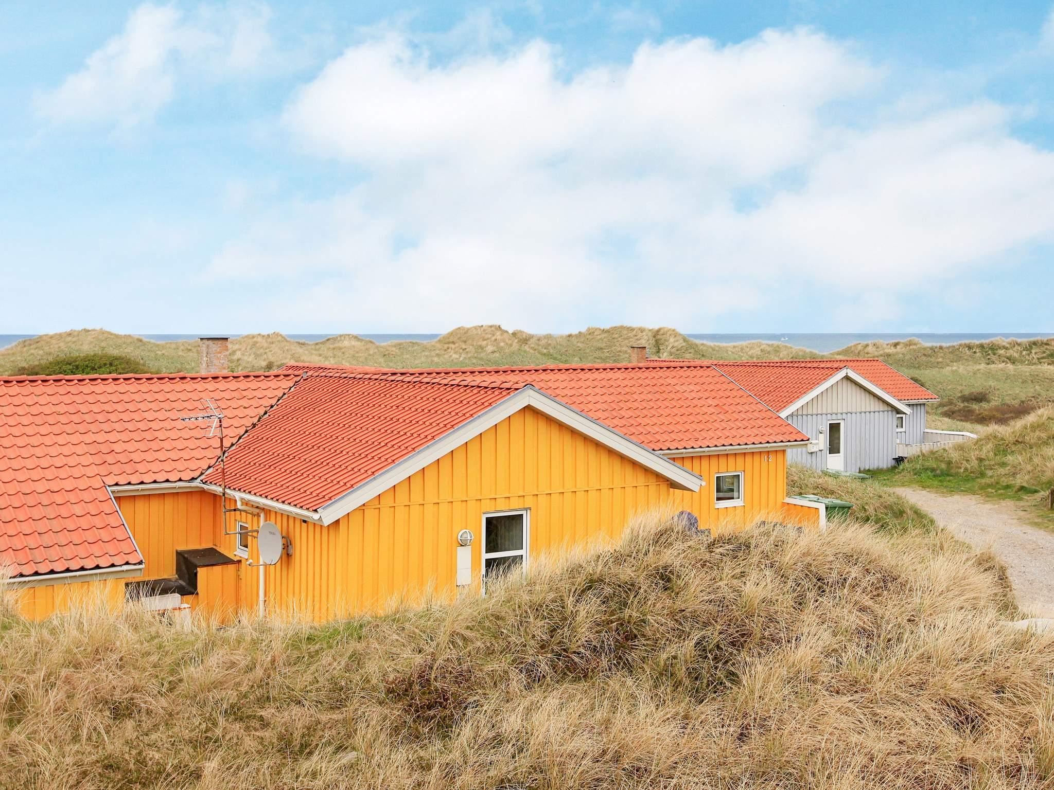 10 persoons vakantiehuis in Grønhøj Strand