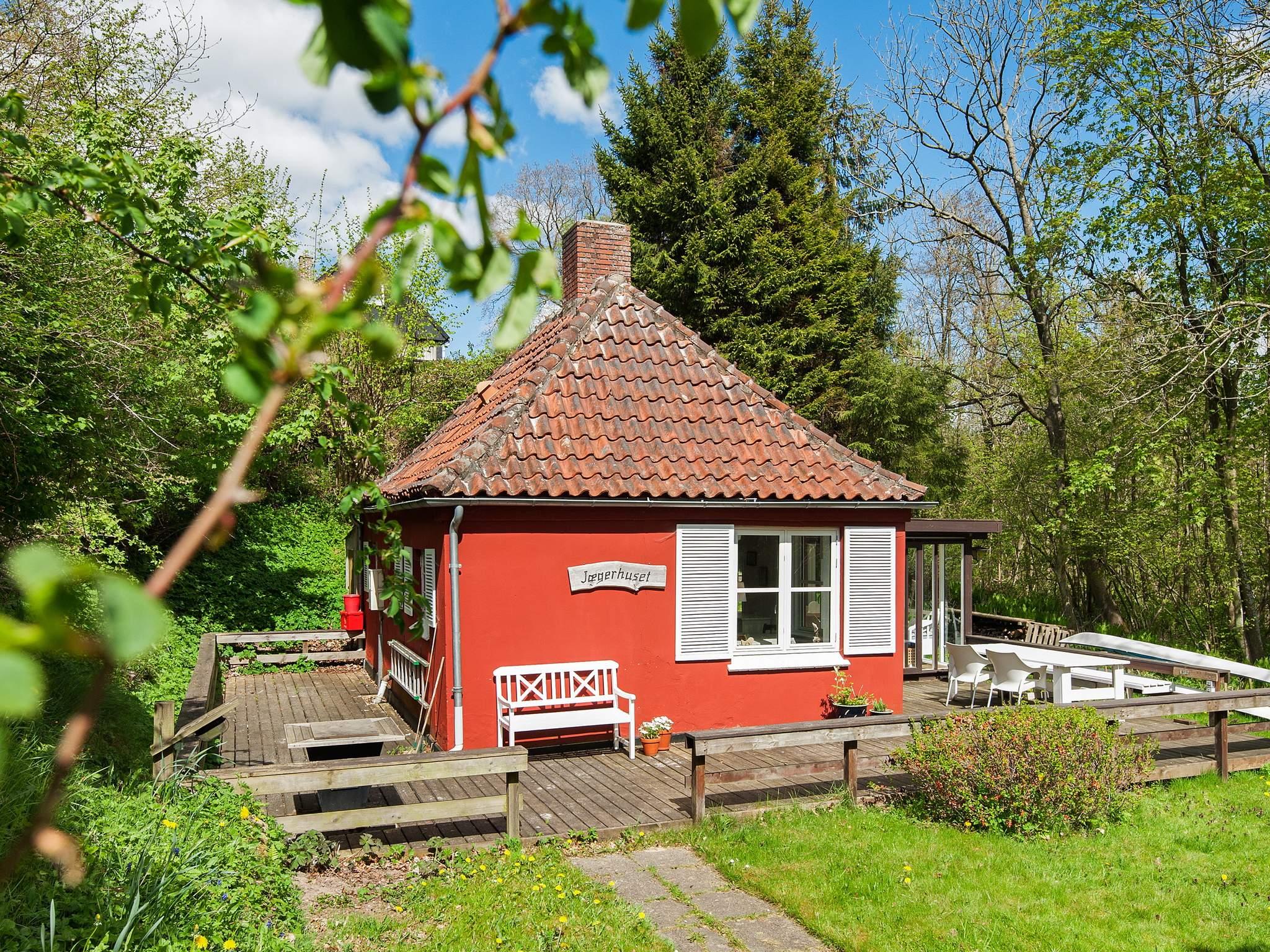 4 persoons vakantiehuis in Ulbækhus Strand