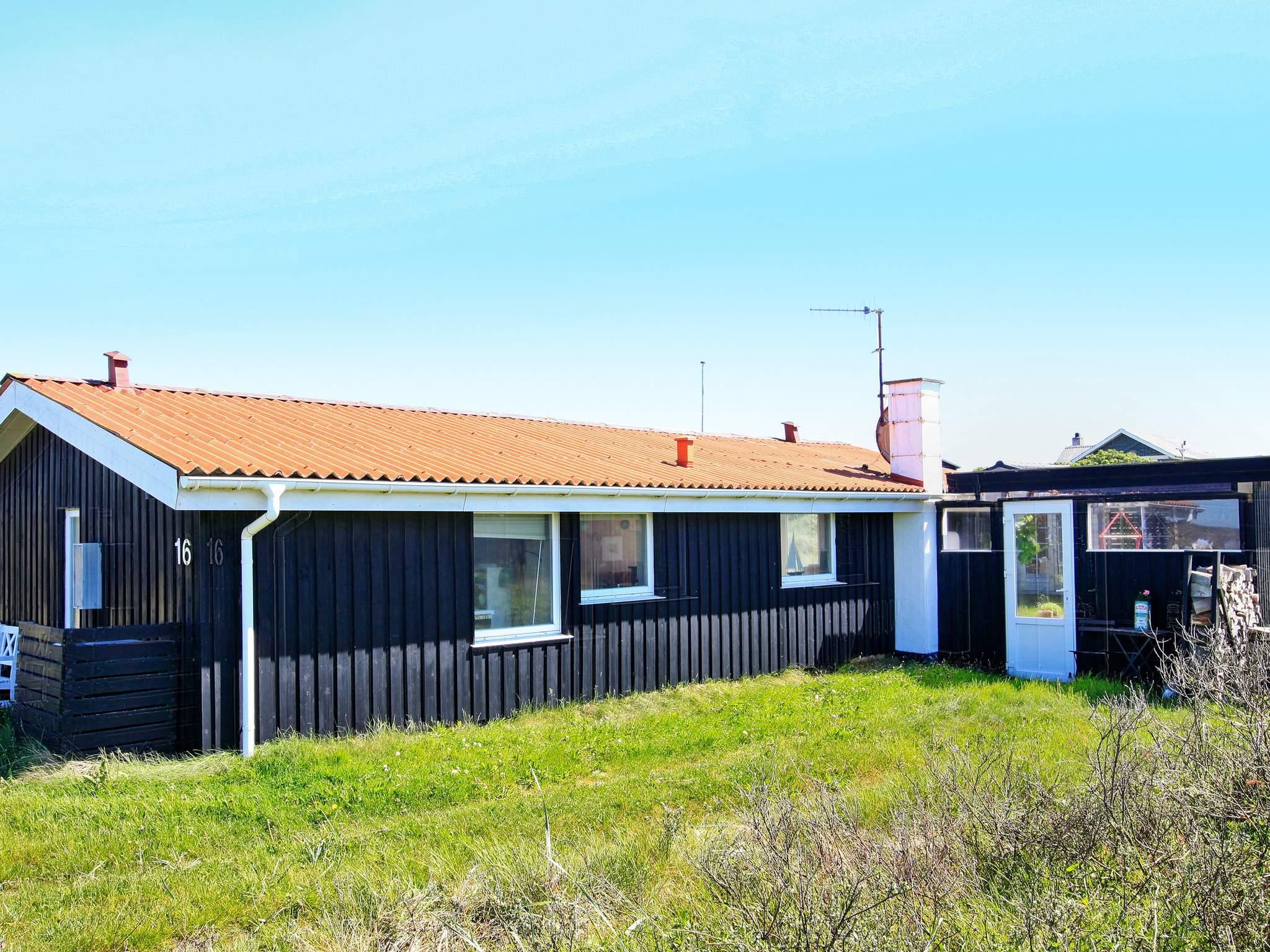 6 persoons vakantiehuis in Agger