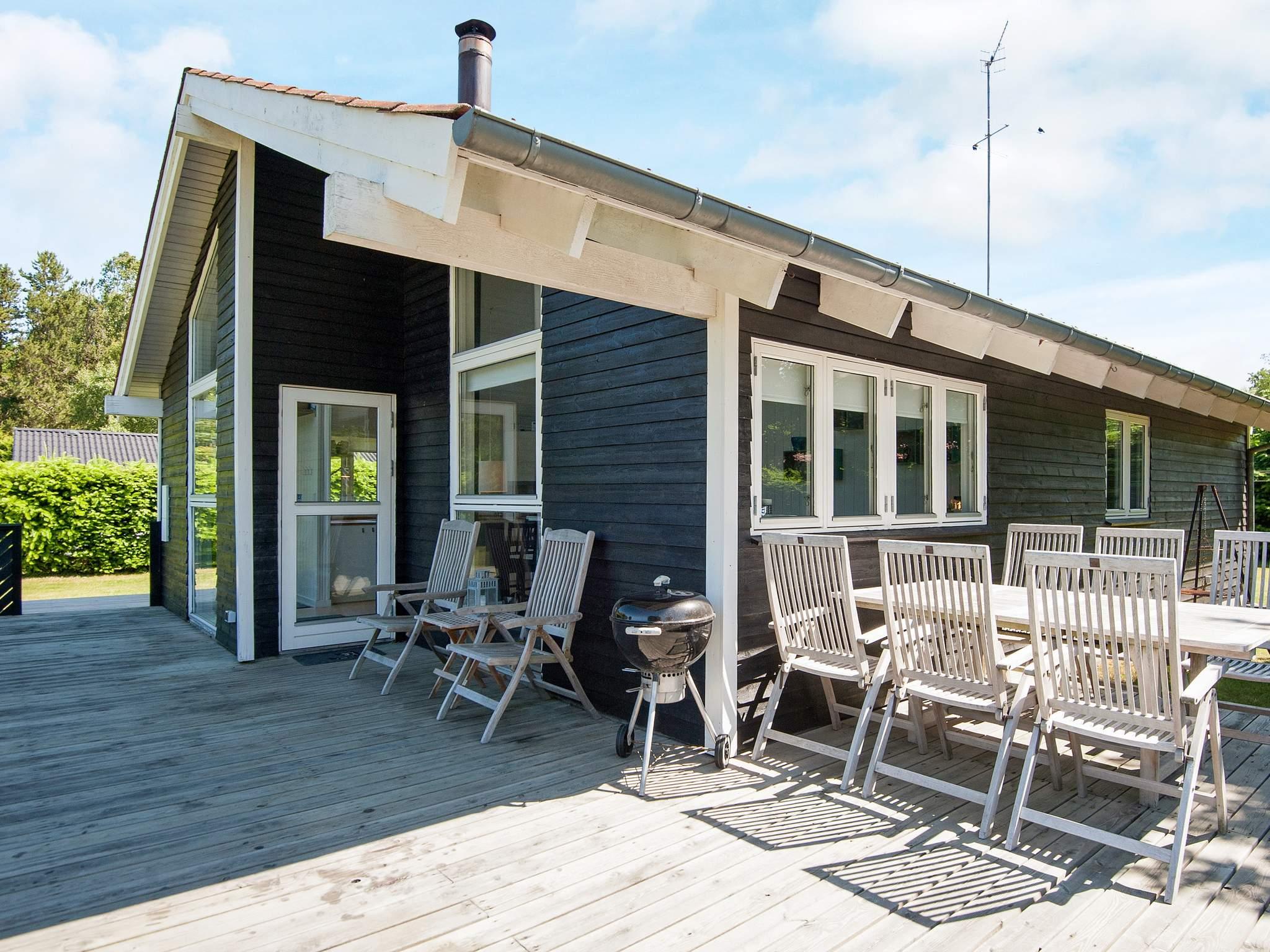 6 persoons vakantiehuis in Gjerrild Nordstrand