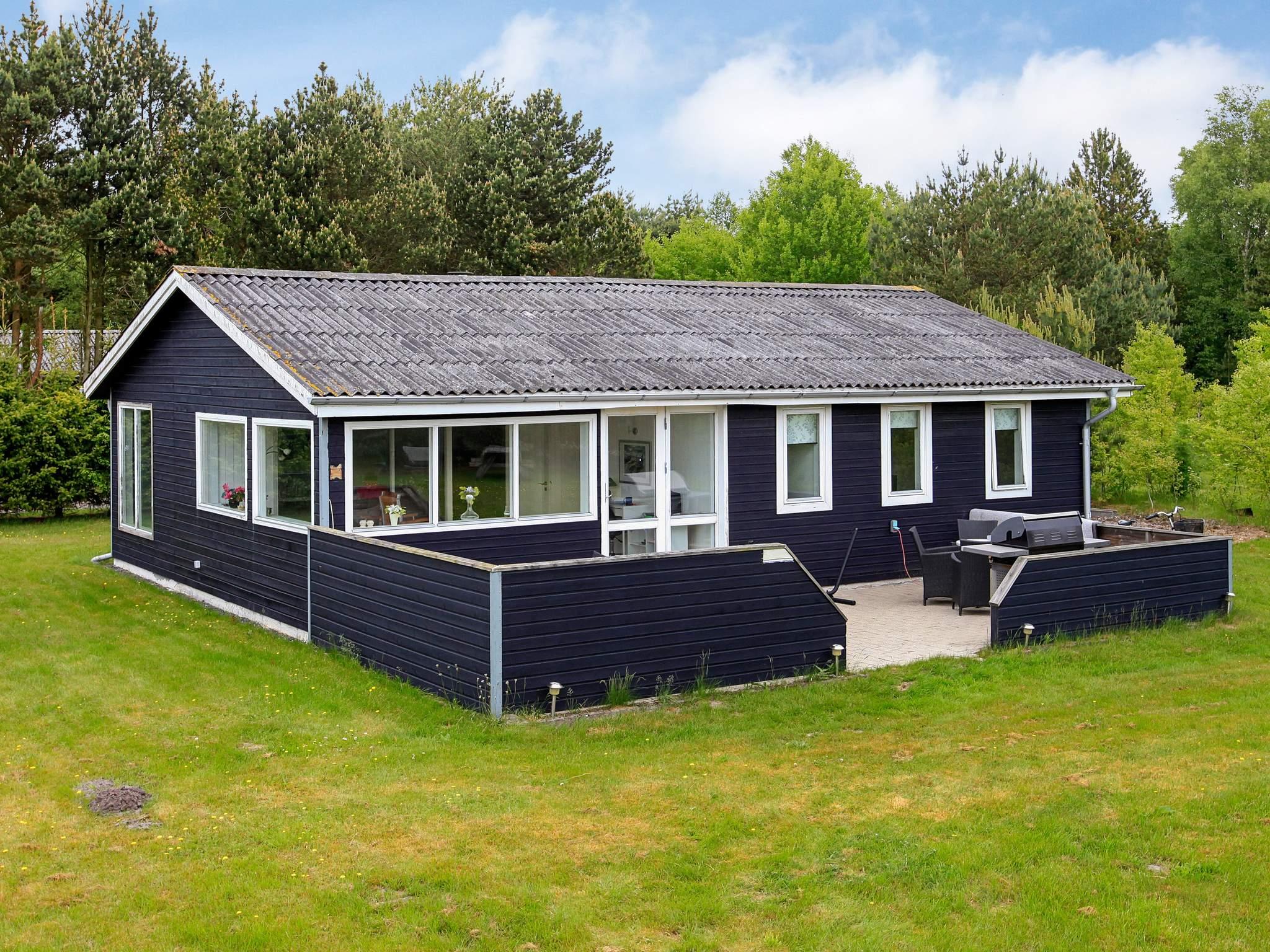 6 persoons vakantiehuis in Hals/Koldkær