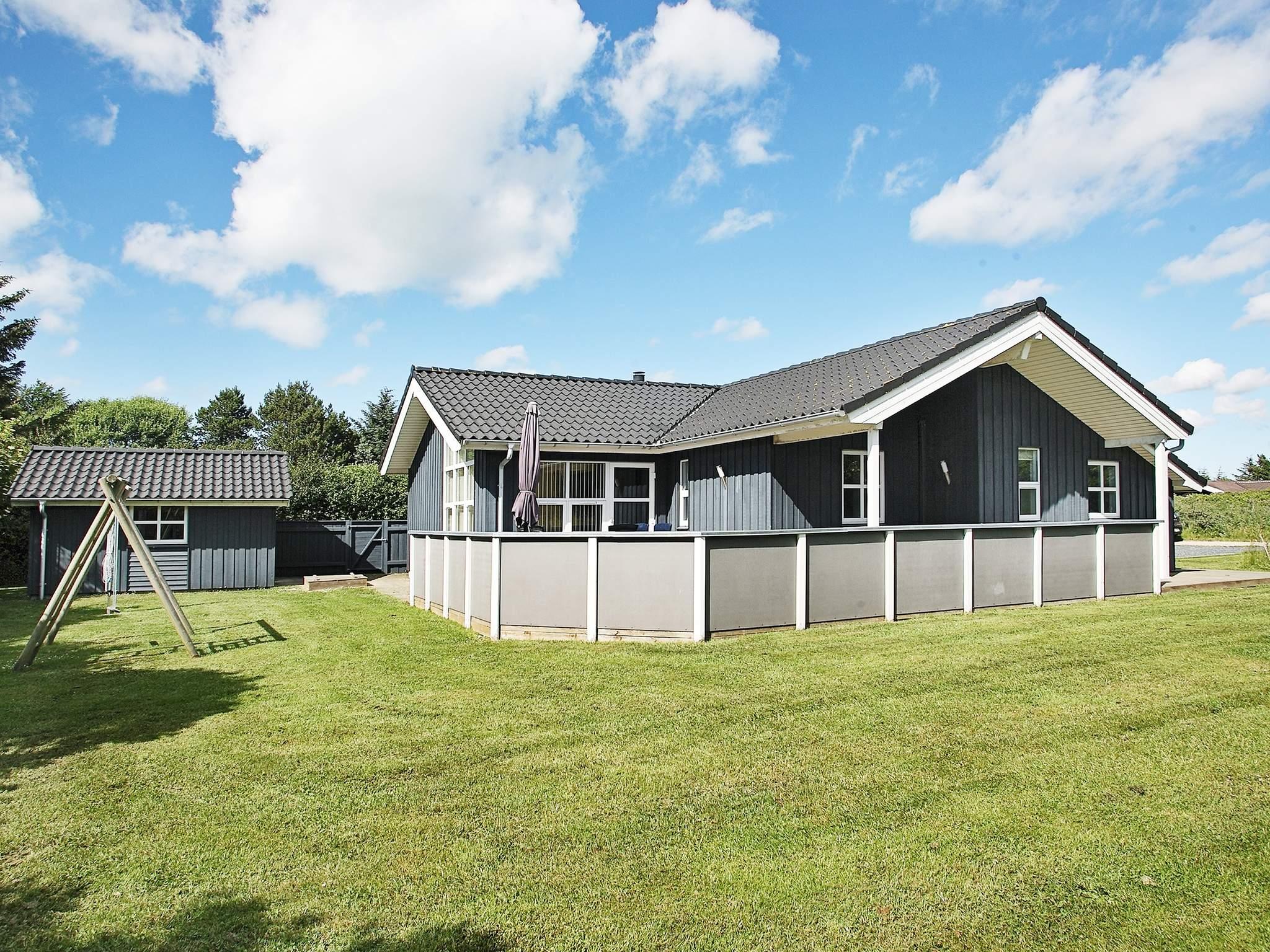 10 persoons vakantiehuis in Lønstrup