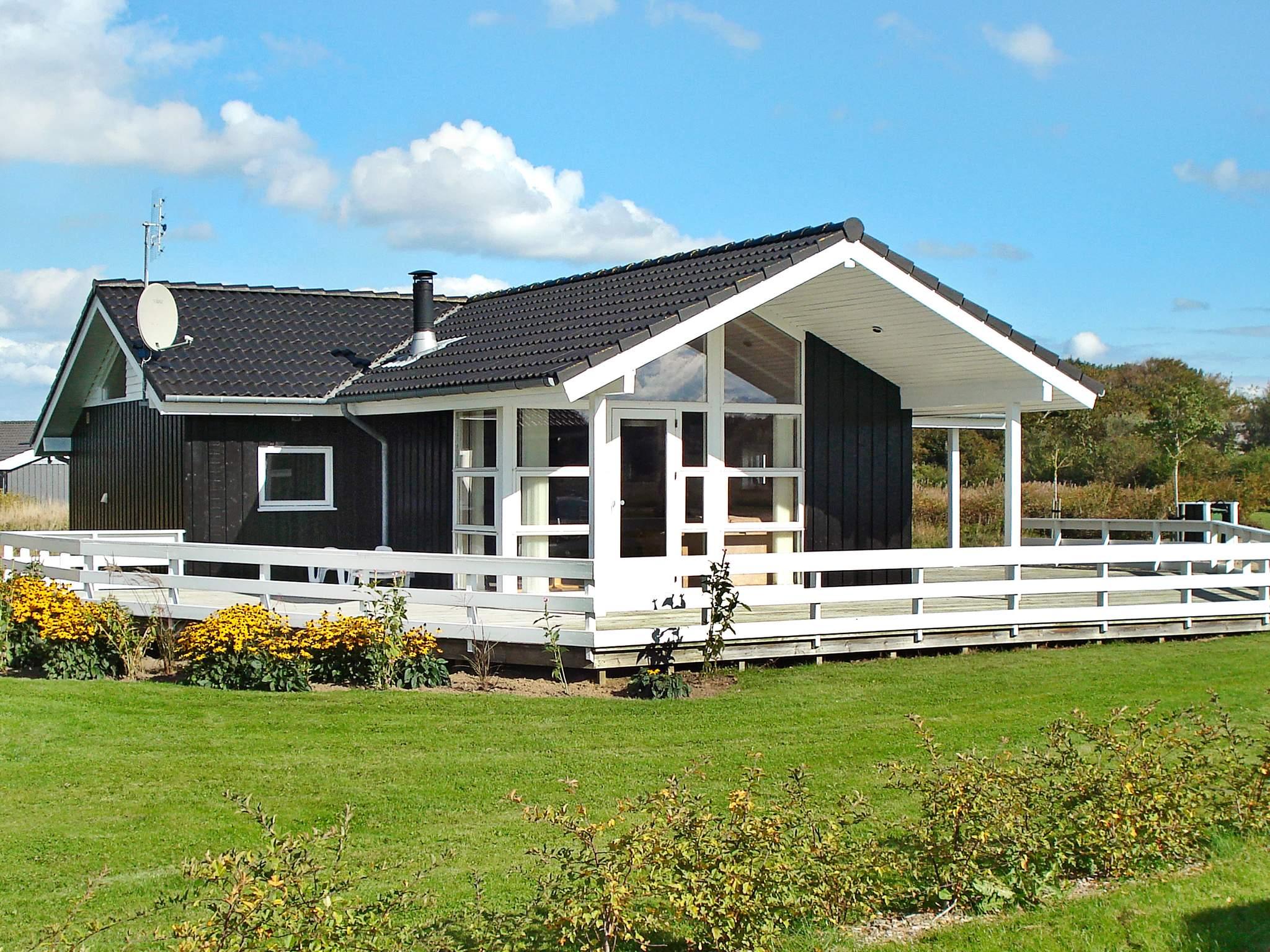 6 persoons vakantiehuis in Bork Havn