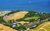 Vakantiepark Danland Løjt in Denemarken
