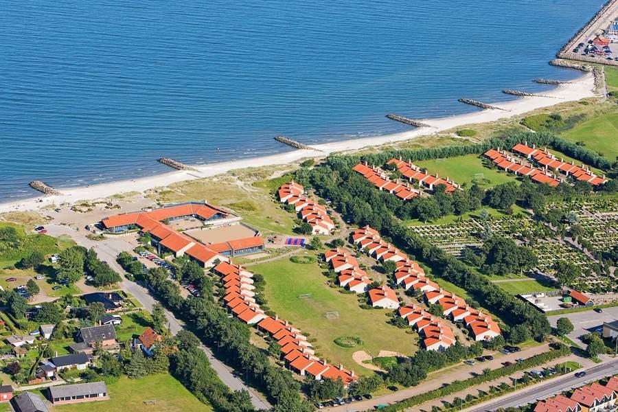Vakantie in Vakantiepark Danland Sæby Søbad in Sæby in Denemarken