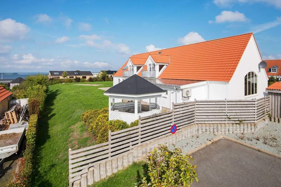 21 persoons vakantiehuis in Oost-Jutland midden