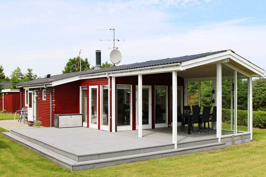 6 persoons vakantiehuis in Noordoost-Jutland