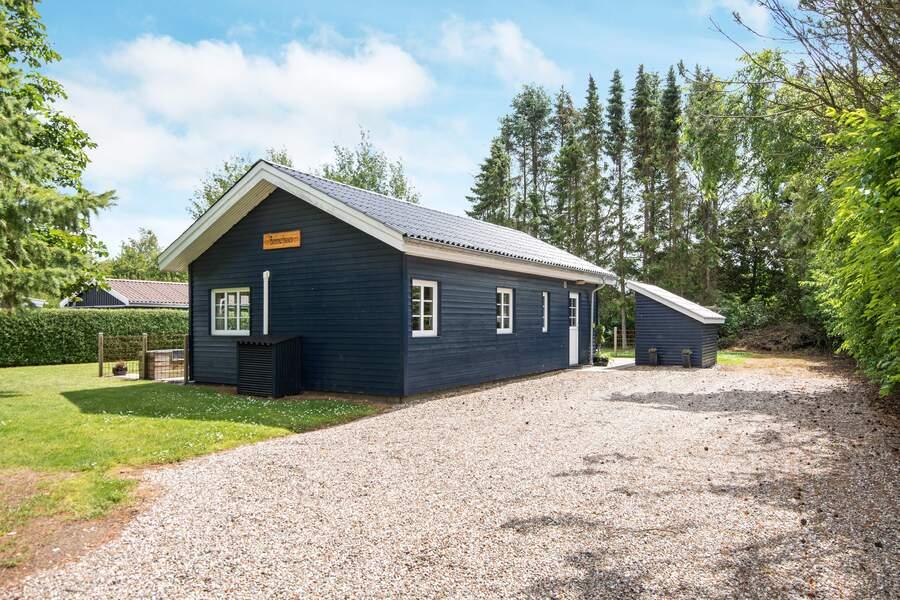 4 persoons vakantiehuis in Midden-Jutland